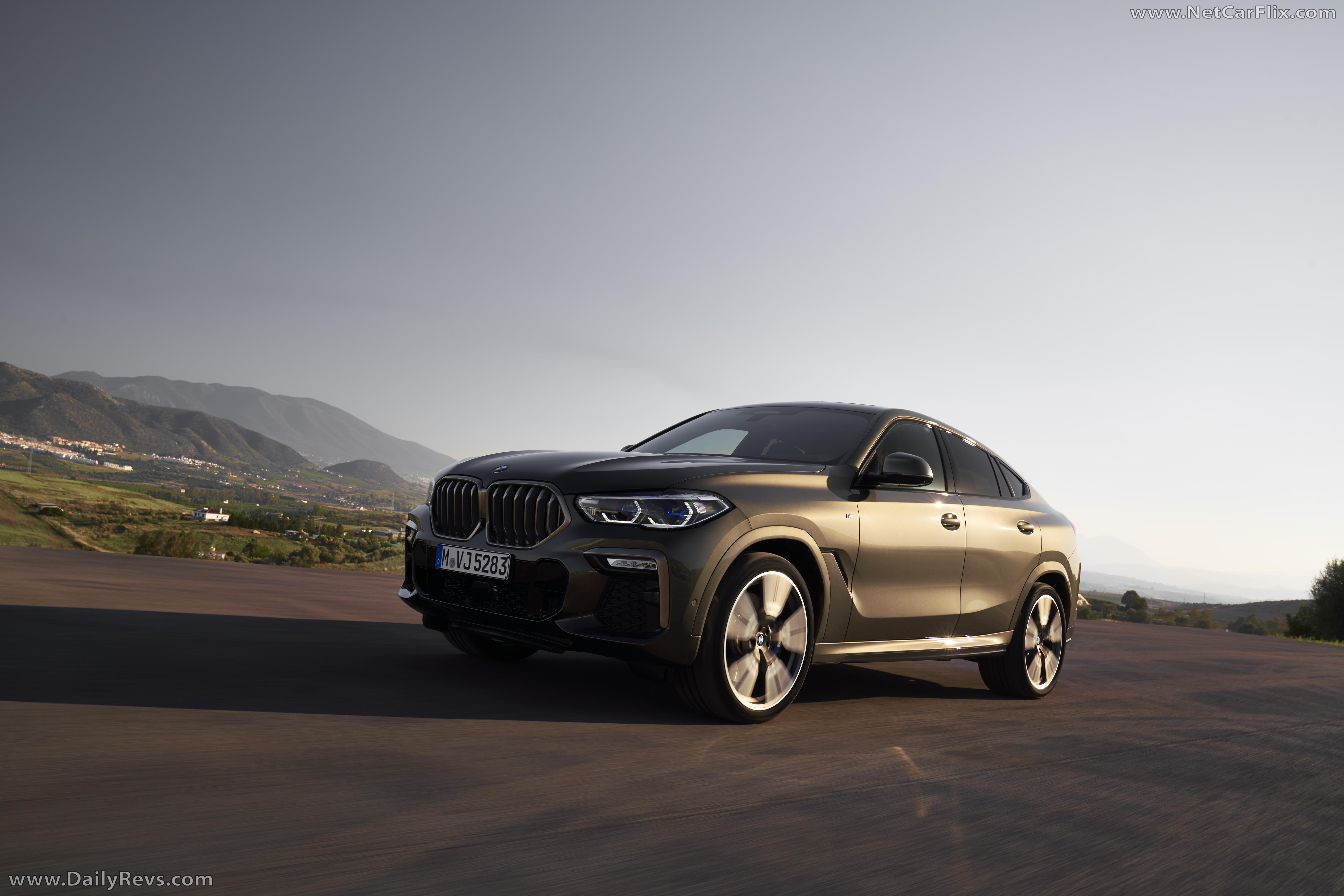 2020 BMW X6 M50i - HD Pictures, Specs, Informations ...