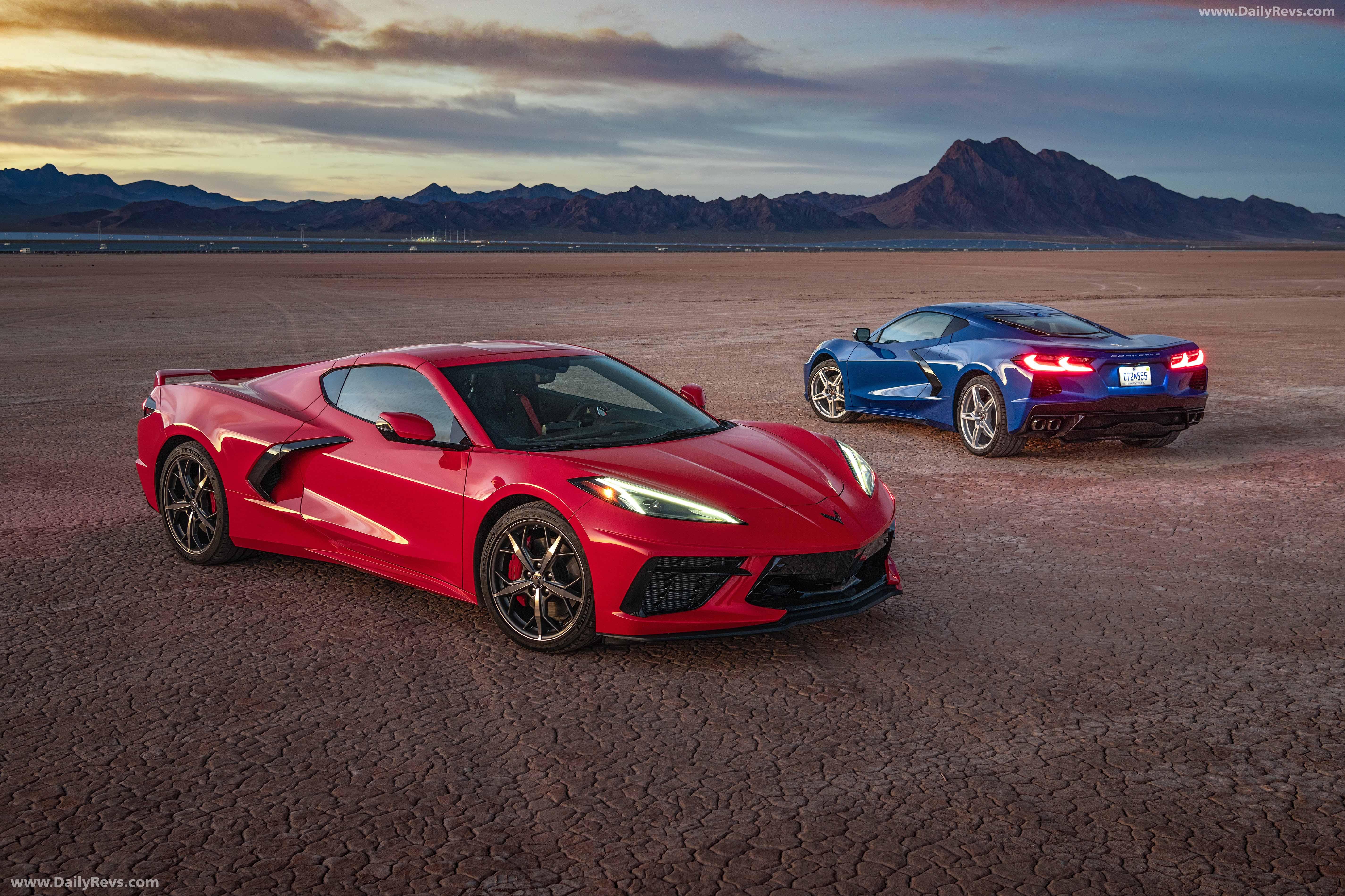 2020 Chevrolet Corvette C8 Stingray - HD Pictures, Videos ...