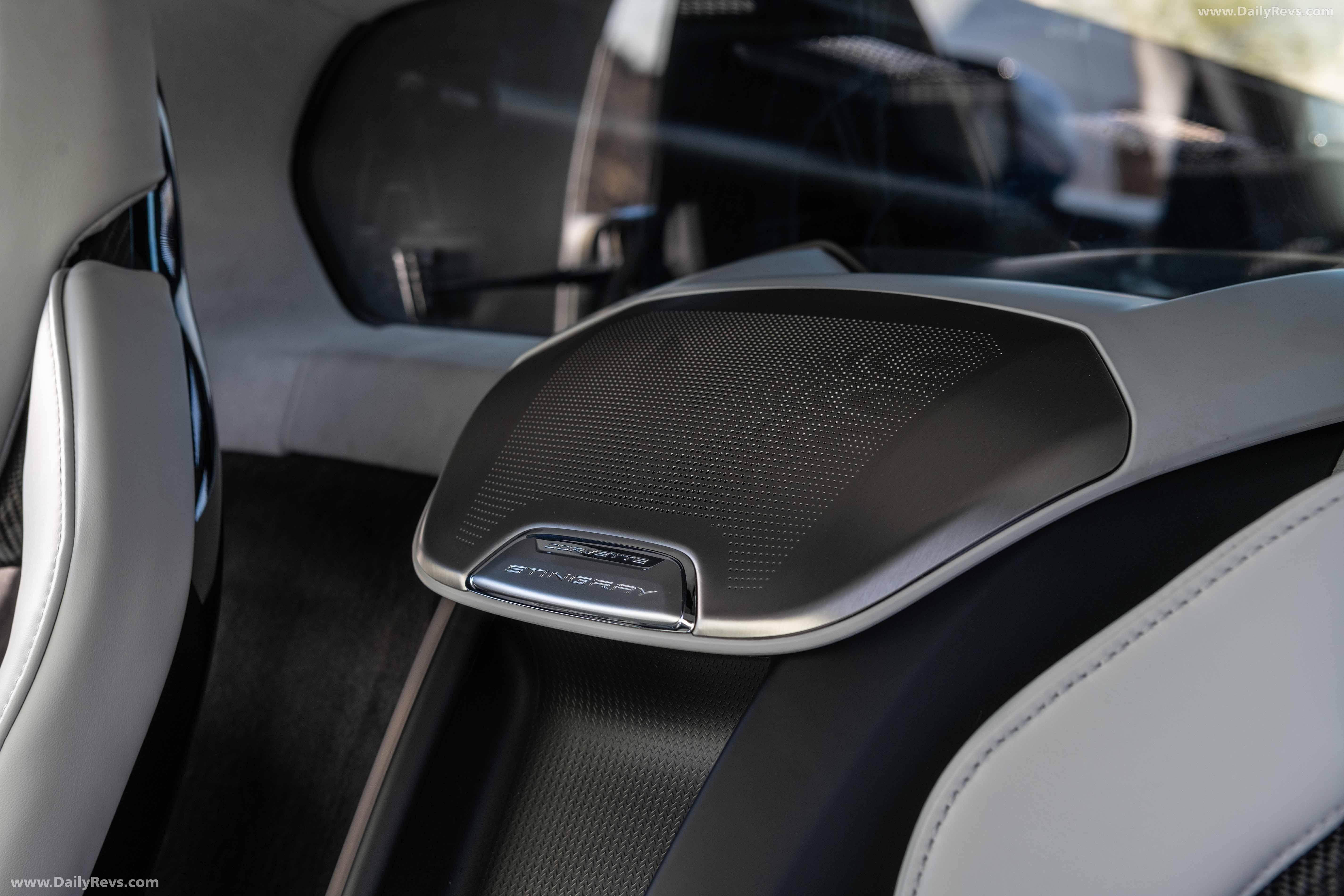 2020 Chevrolet Corvette C8 Stingray full