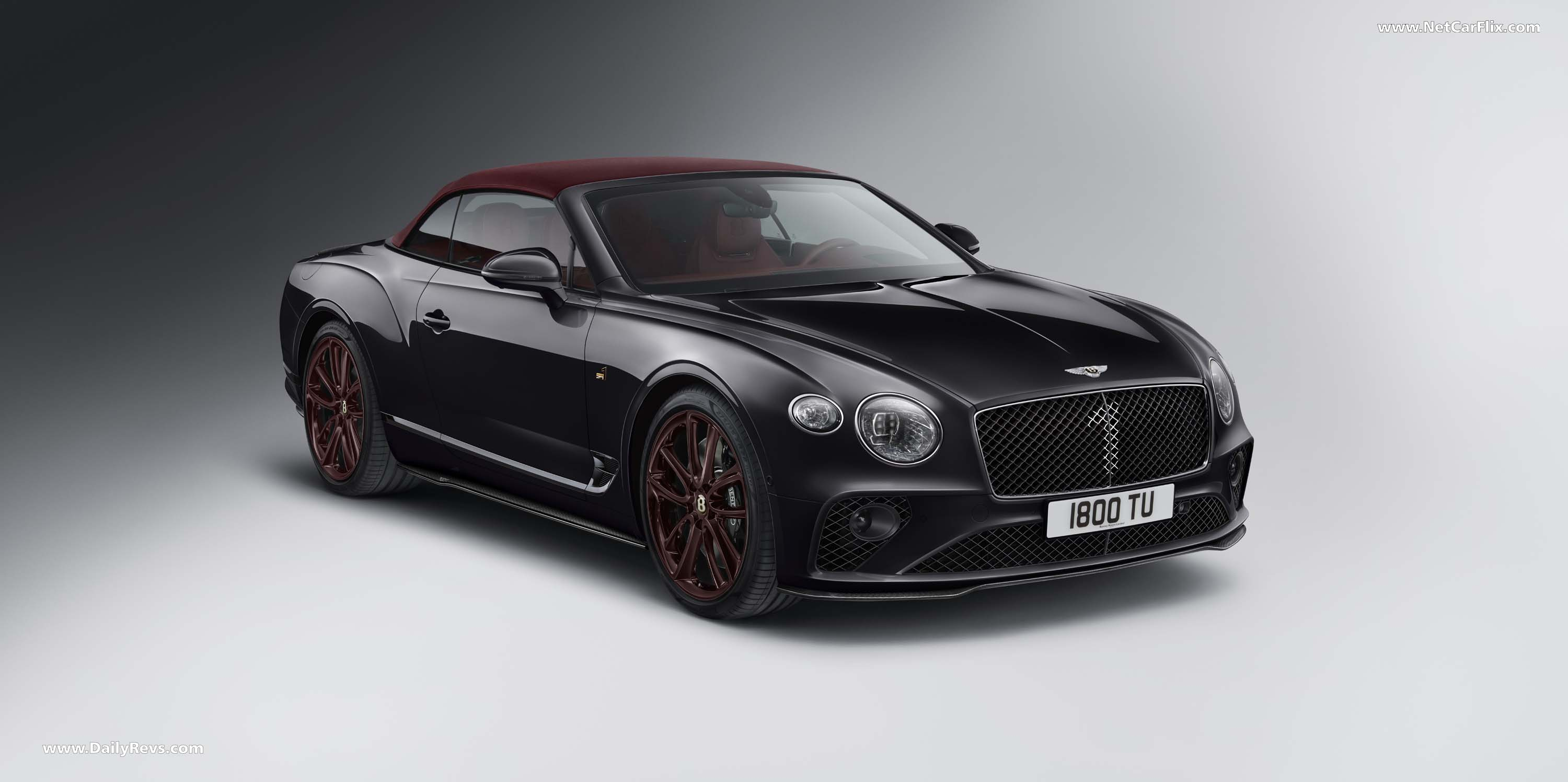 2020 Bentley Continental Gt Convertible Number 1 Edition Dailyrevs