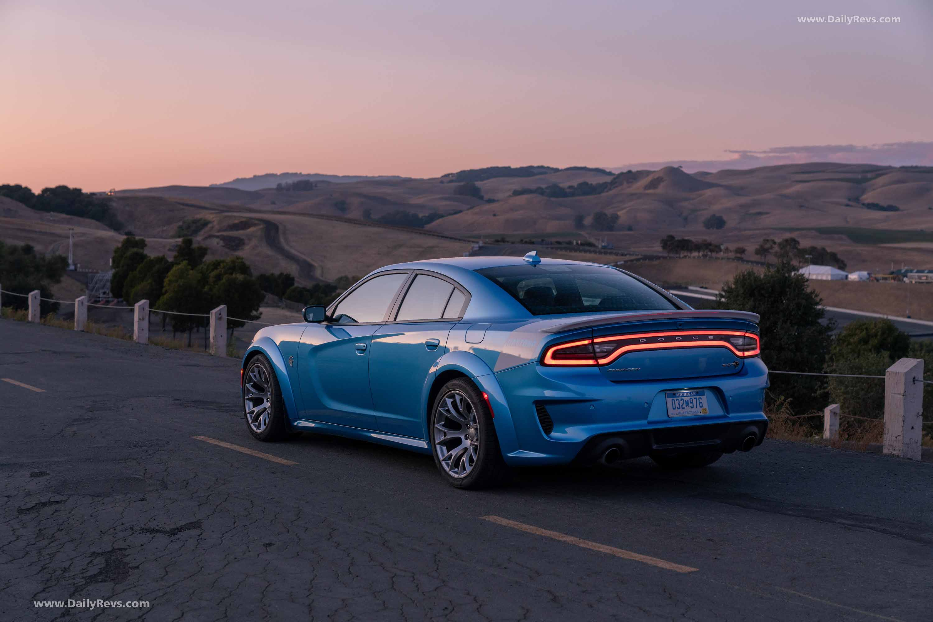2020 dodge charger srt hellcat widebody - hd pictures