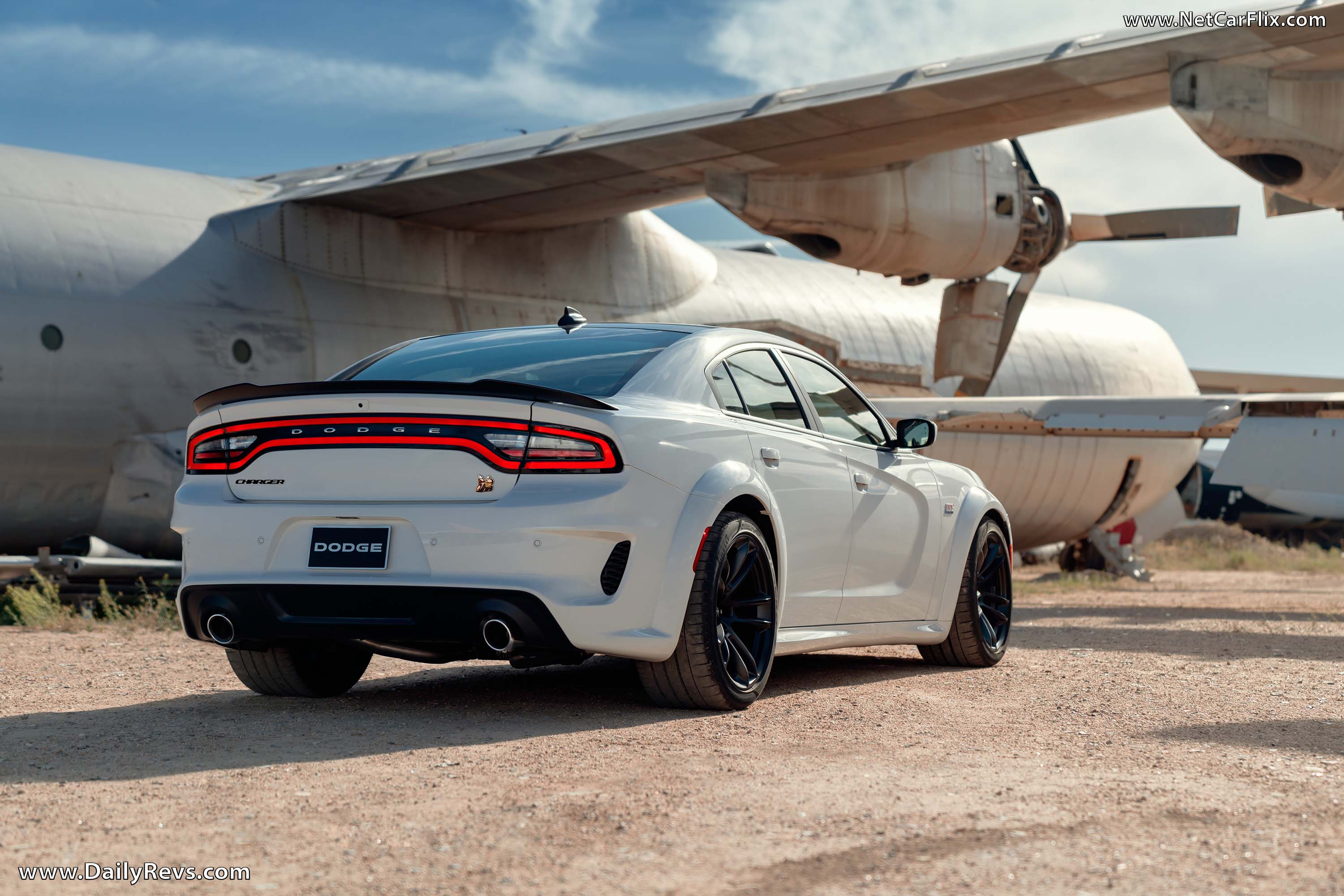 2020 dodge charger scat pack widebody - hd pictures, specs