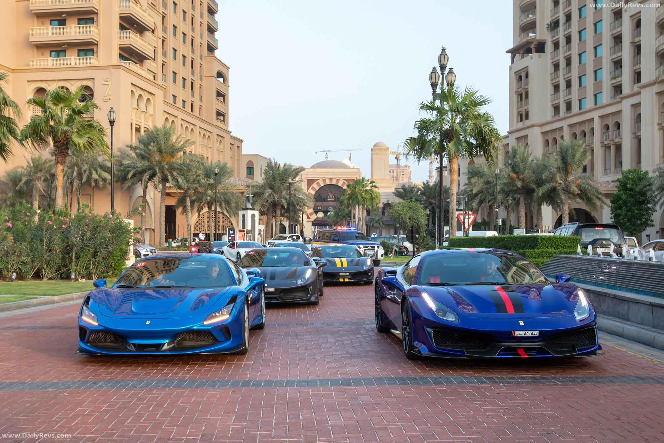 2020 Ferrari F8 Tributo full