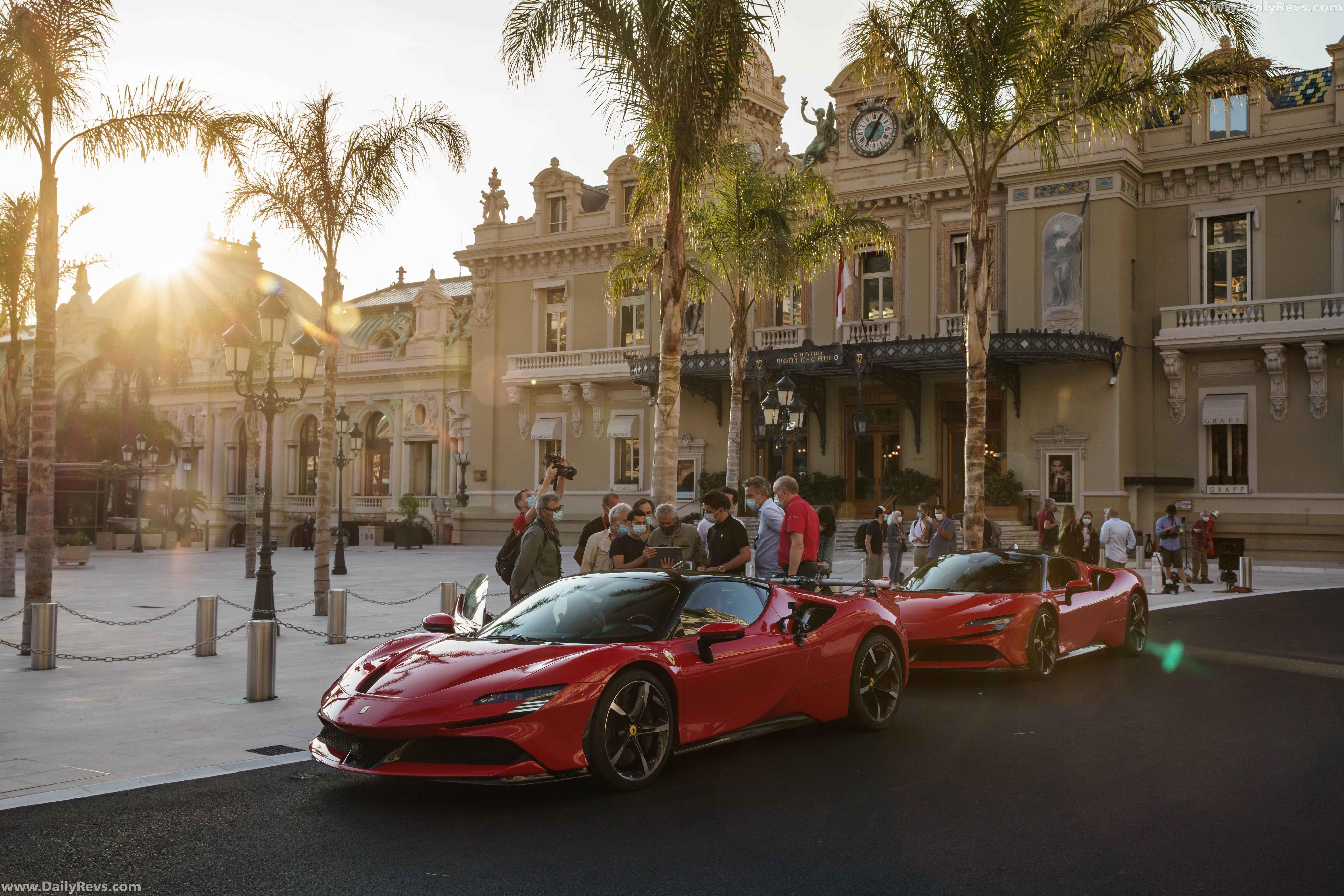 2020 Ferrari SF90 Stradale full