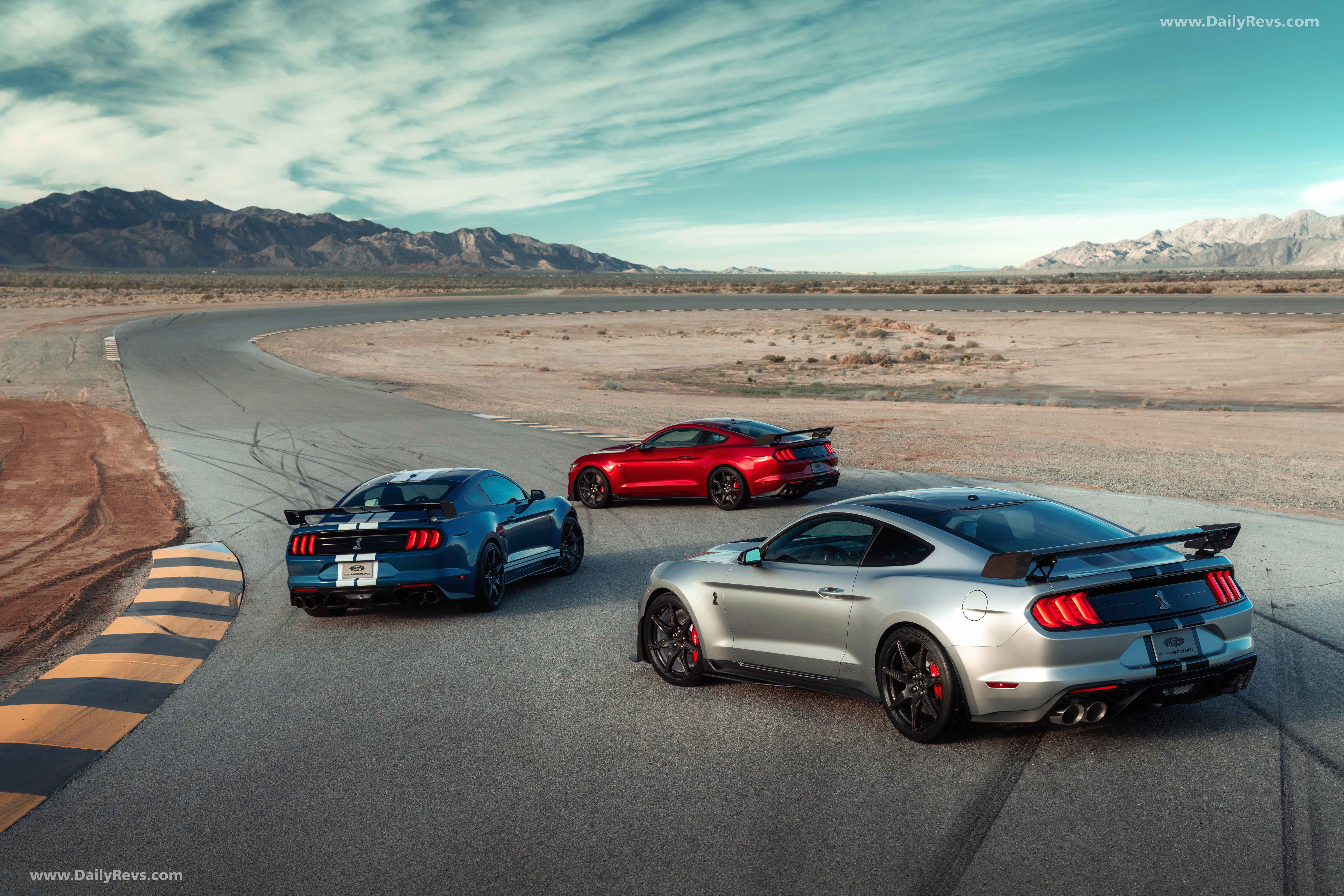 2020 ford mustang shelby gt500 - hd pictures, videos