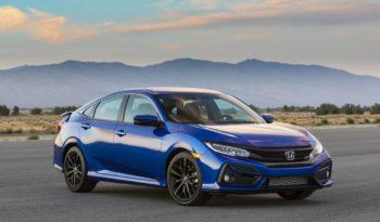 2020 Honda Civic Si Sedan full