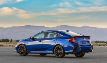 2020 Honda Civic Si Sedan full