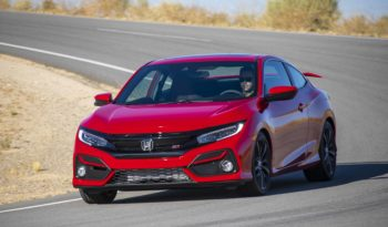 2020 Honda Civic Si Coupe full