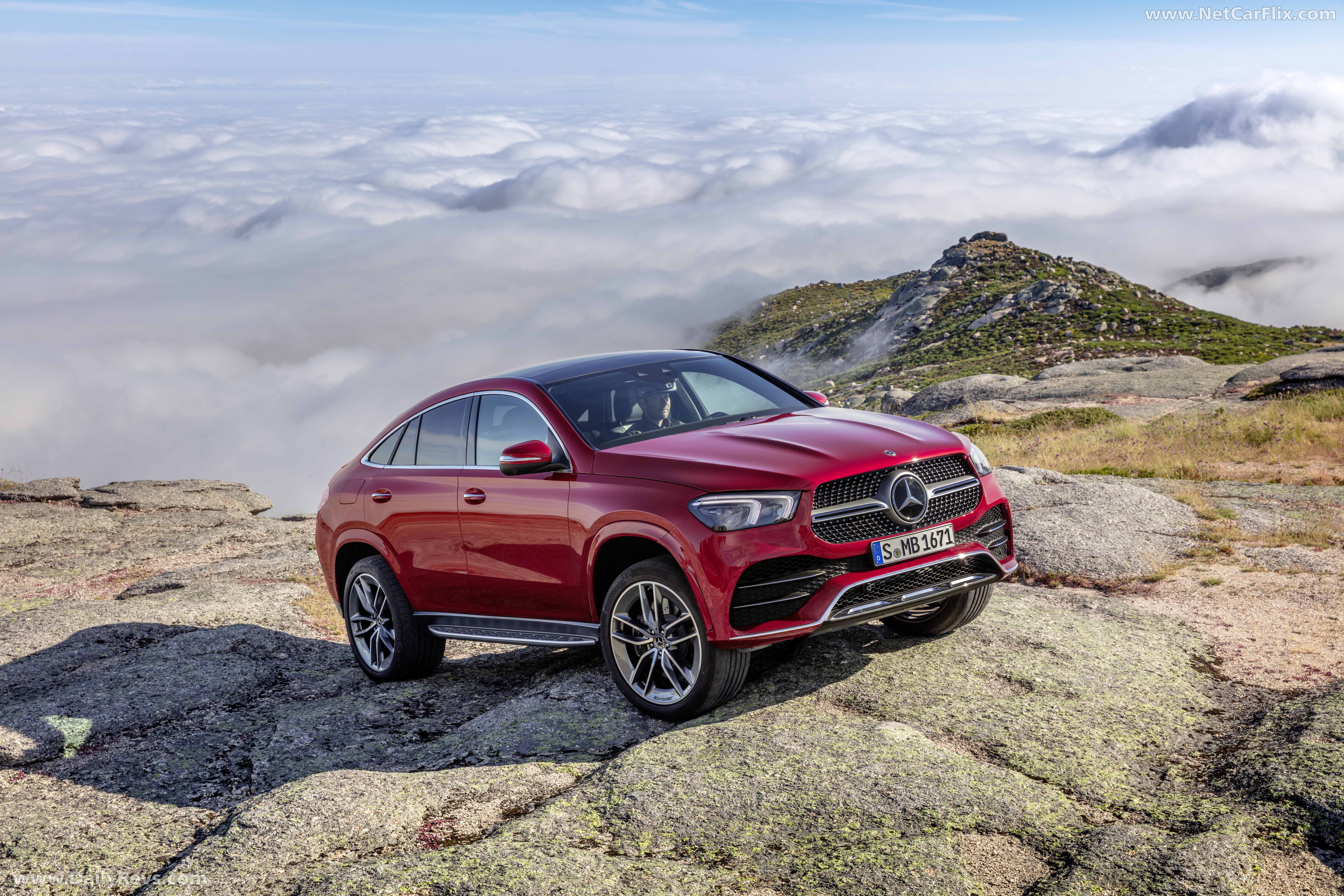 2020 Mercedes-Benz GLE Coupe - HD Pictures, Videos, Specs ...