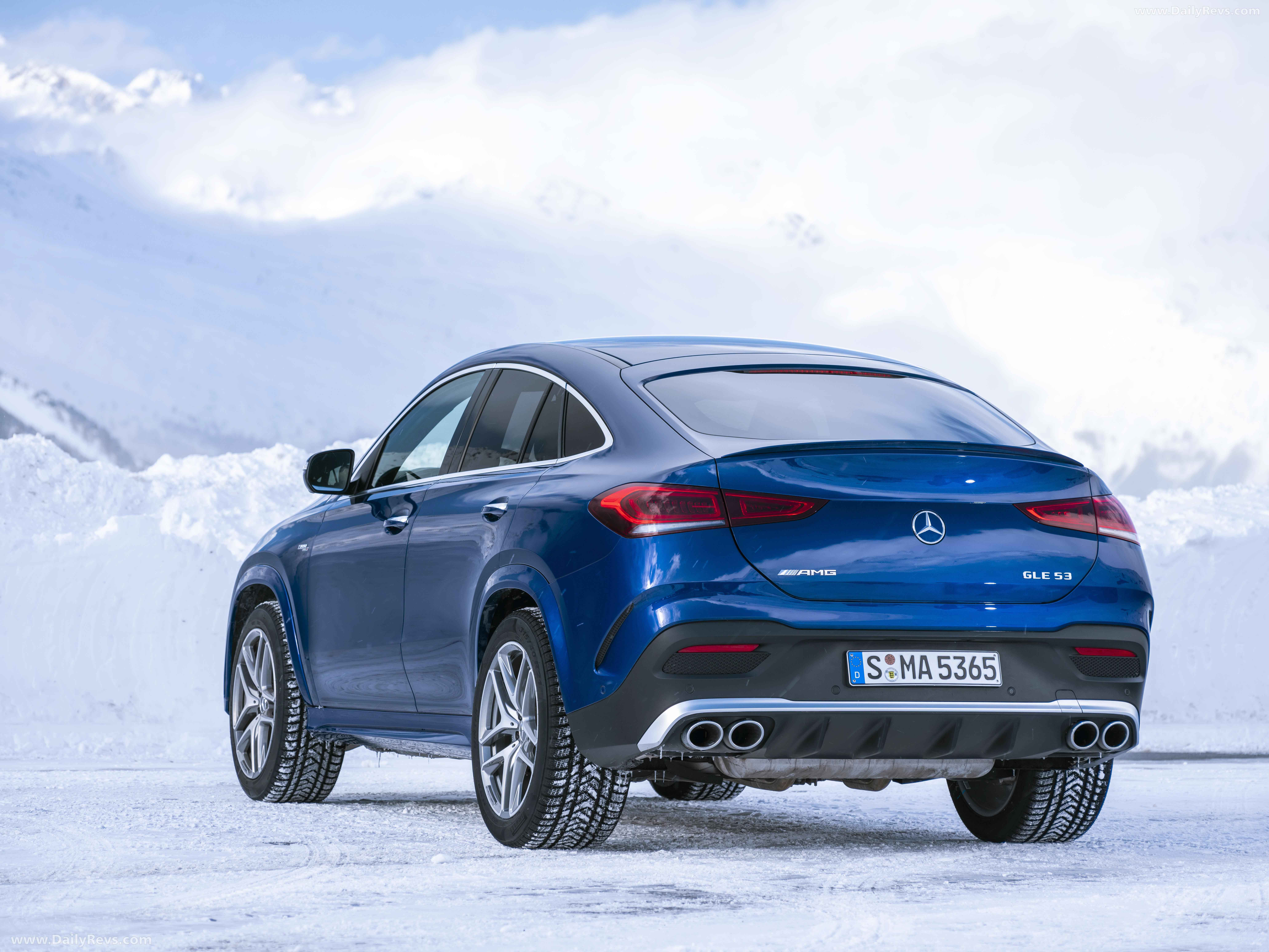 2020 Mercedes-Benz GLE53 AMG 4Matic Coupe - HD Pictures ...