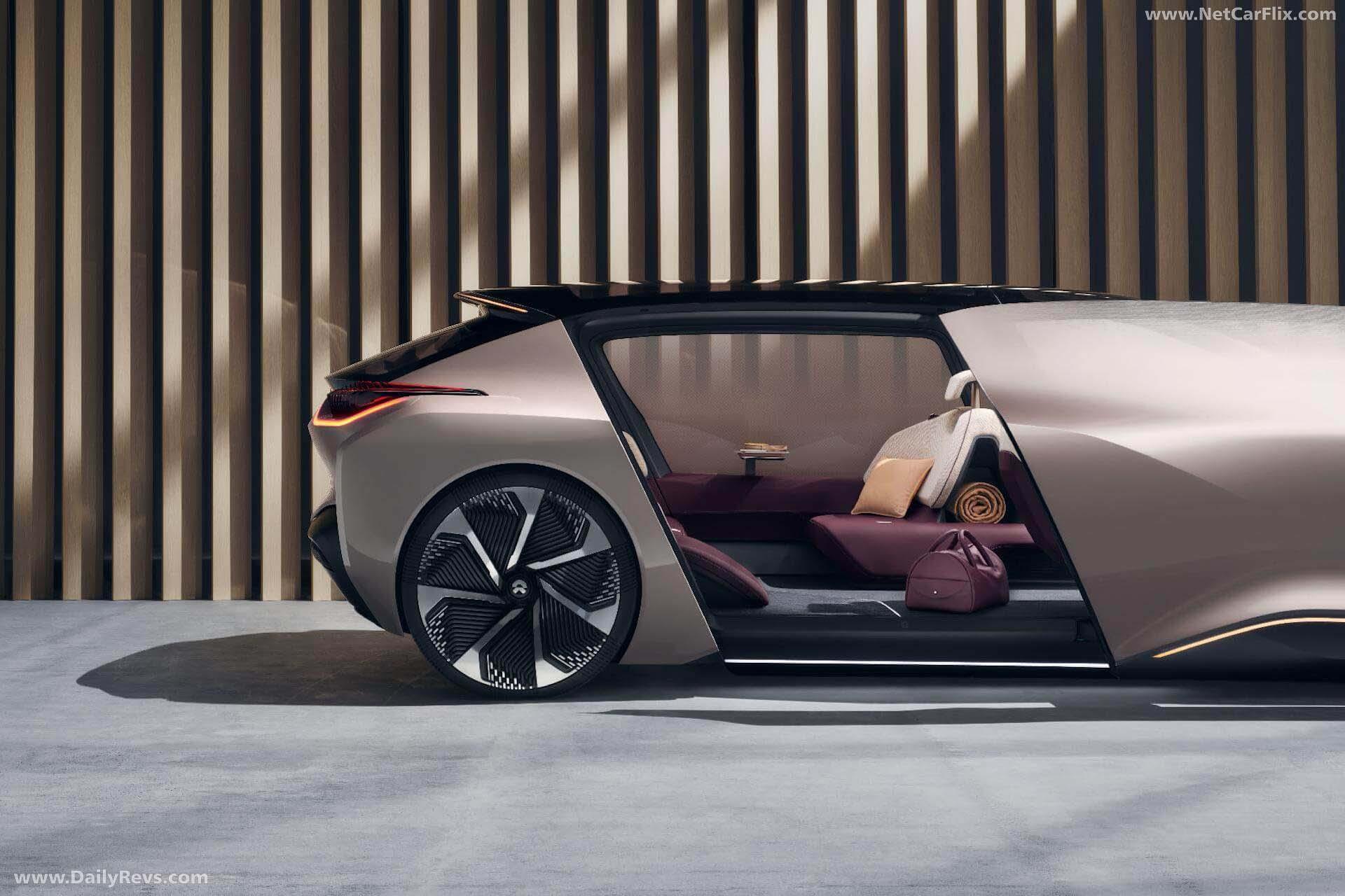 2020 NIO EVE Concept full
