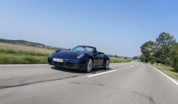 2020 Porsche 911 Carrera Cabriolet full