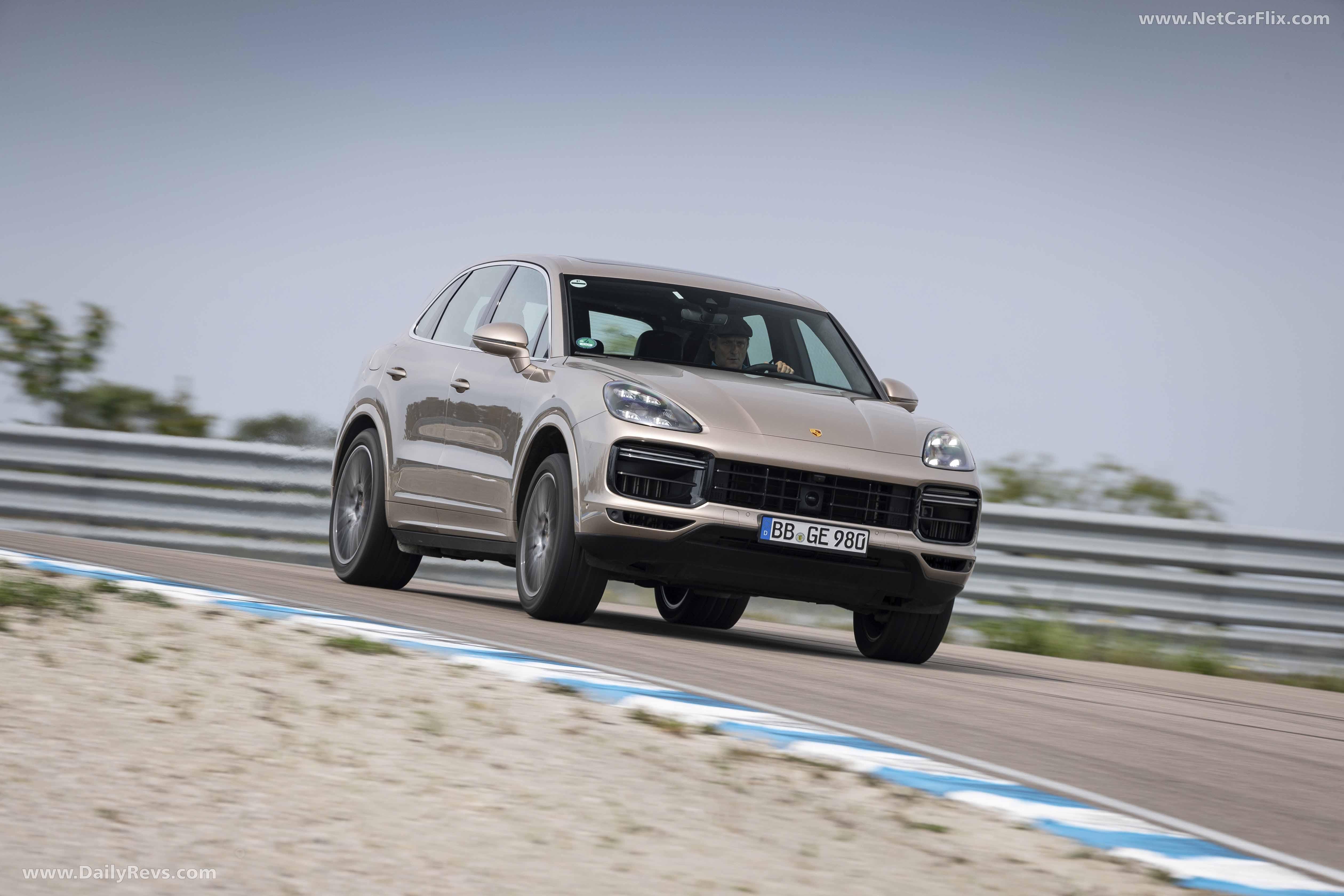 2020 Porsche Cayenne Turbo S E Hybrid Dailyrevs