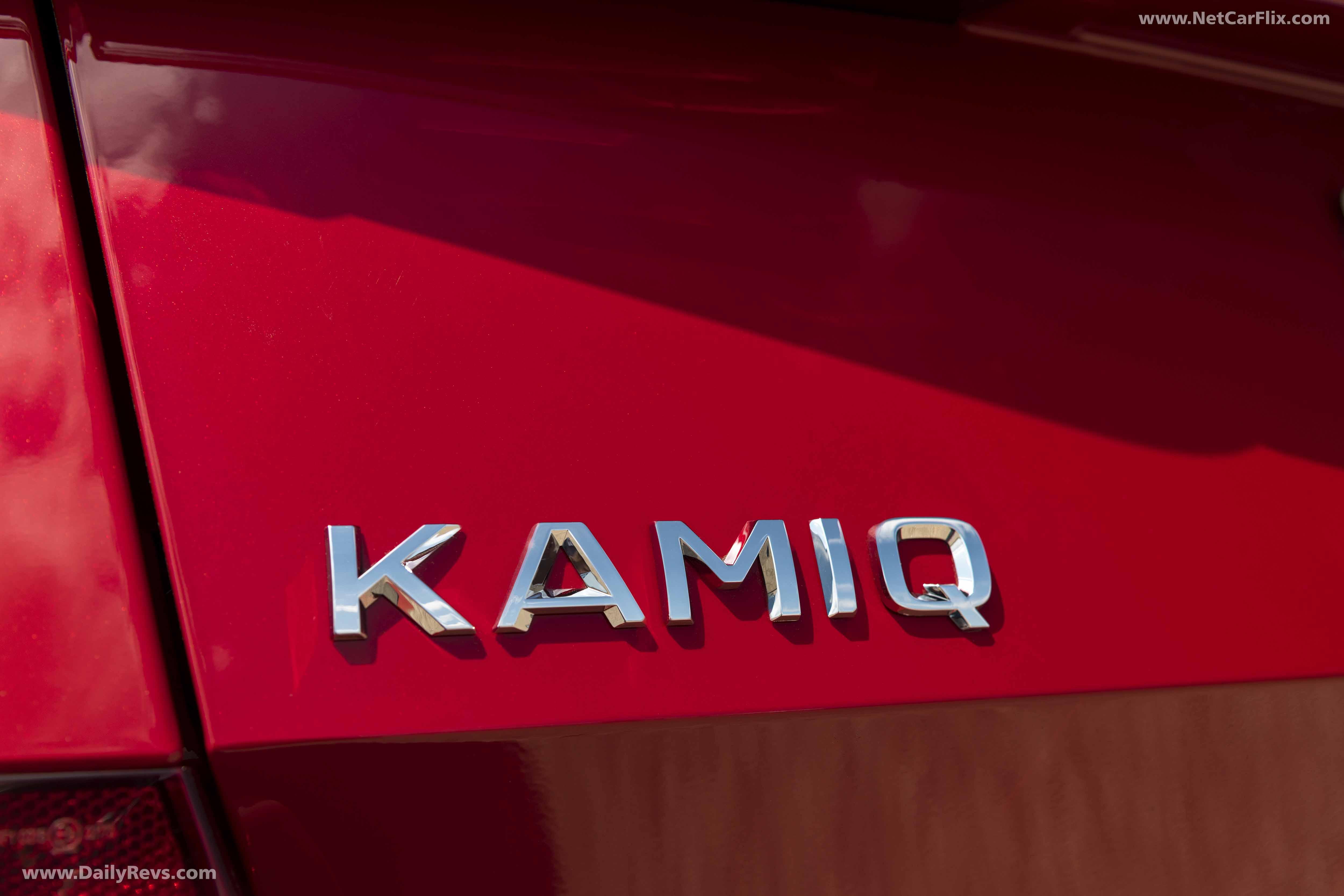2020 Skoda Kamiq full