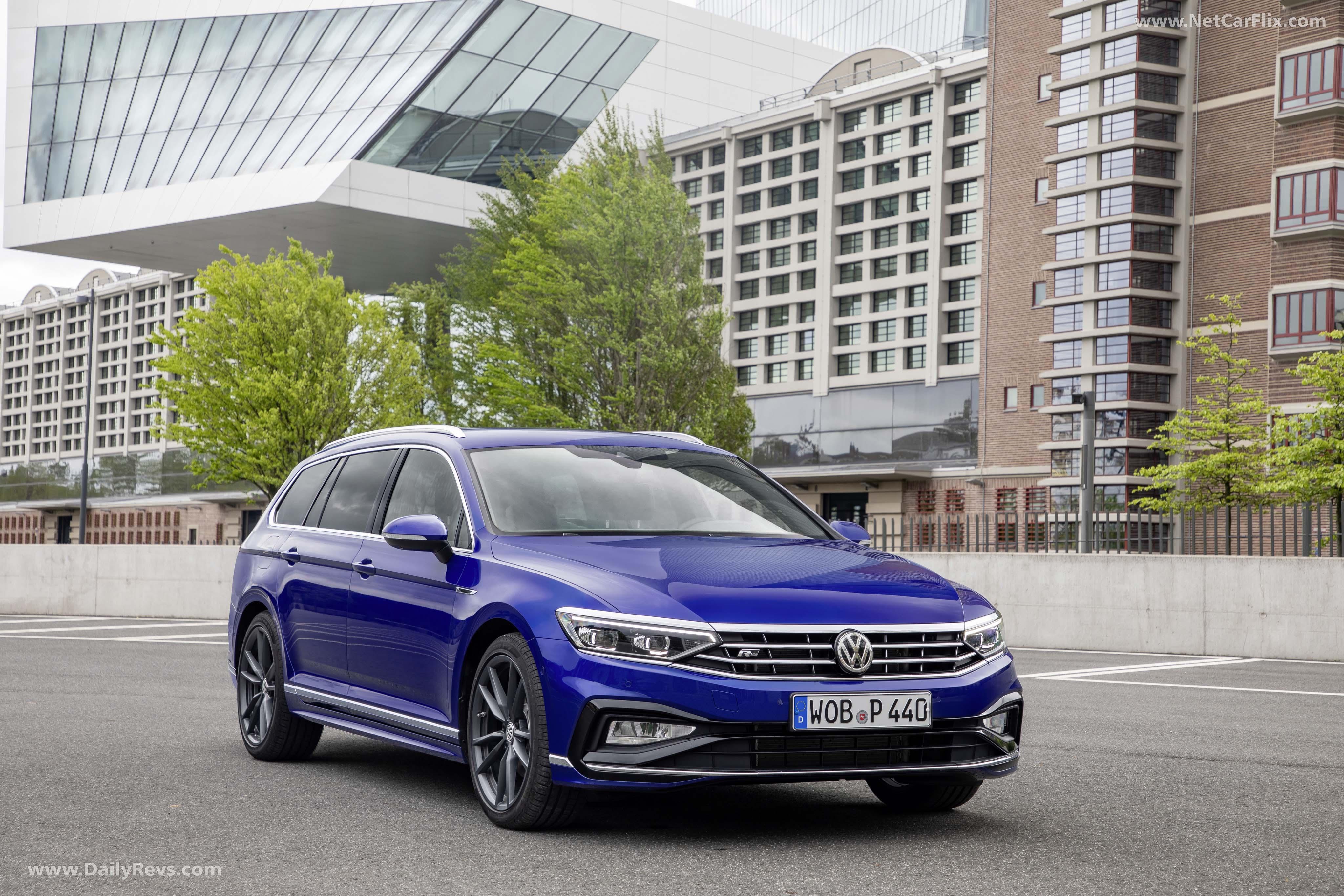 2020 Volkswagen Passat Variant - HD Pictures, Videos ...