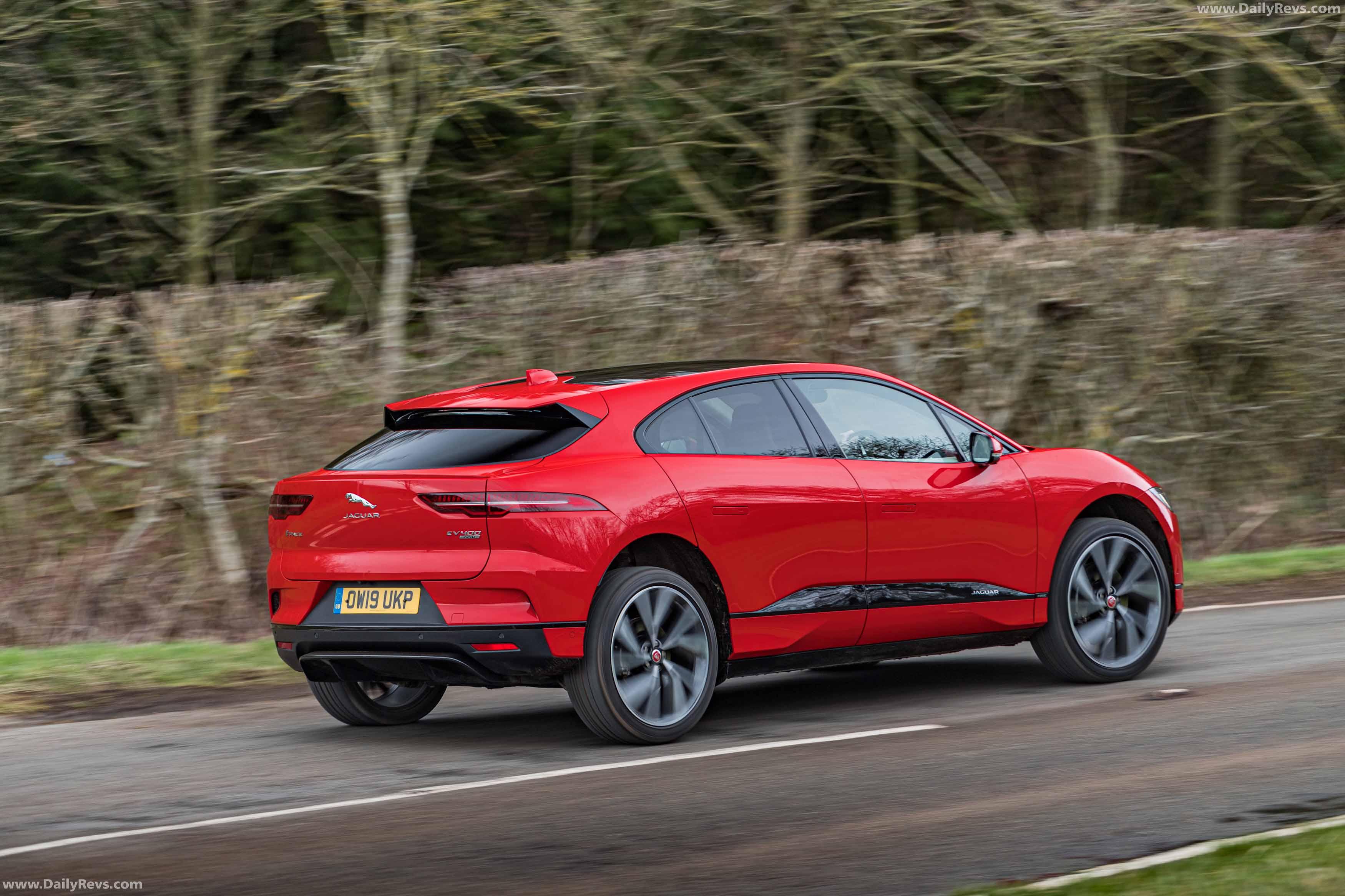 2019 Jaguar I-Pace full