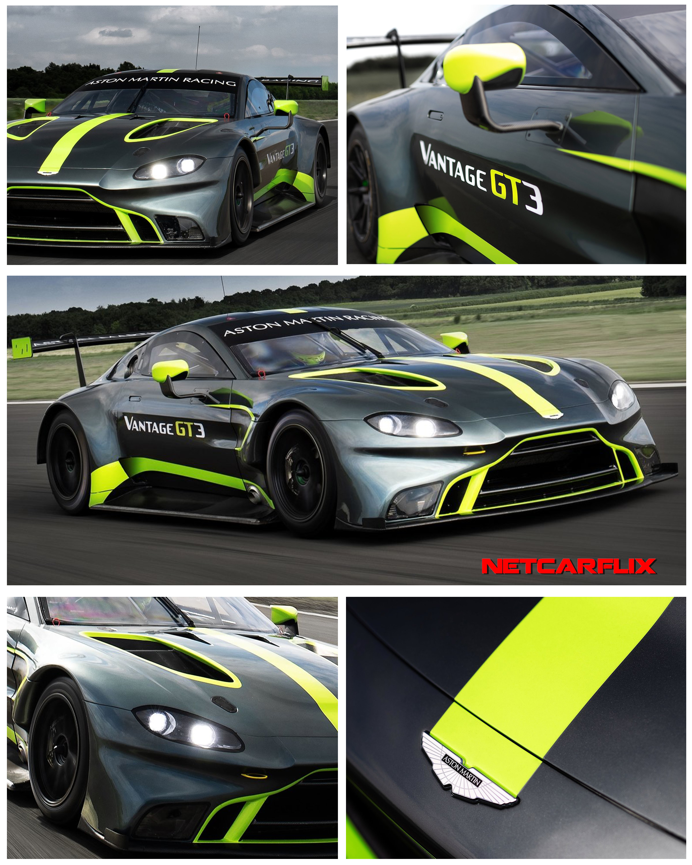 2019 Aston Martin Vantage Gt3 Hq Pictures Specs Information And Videos Dailyrevs