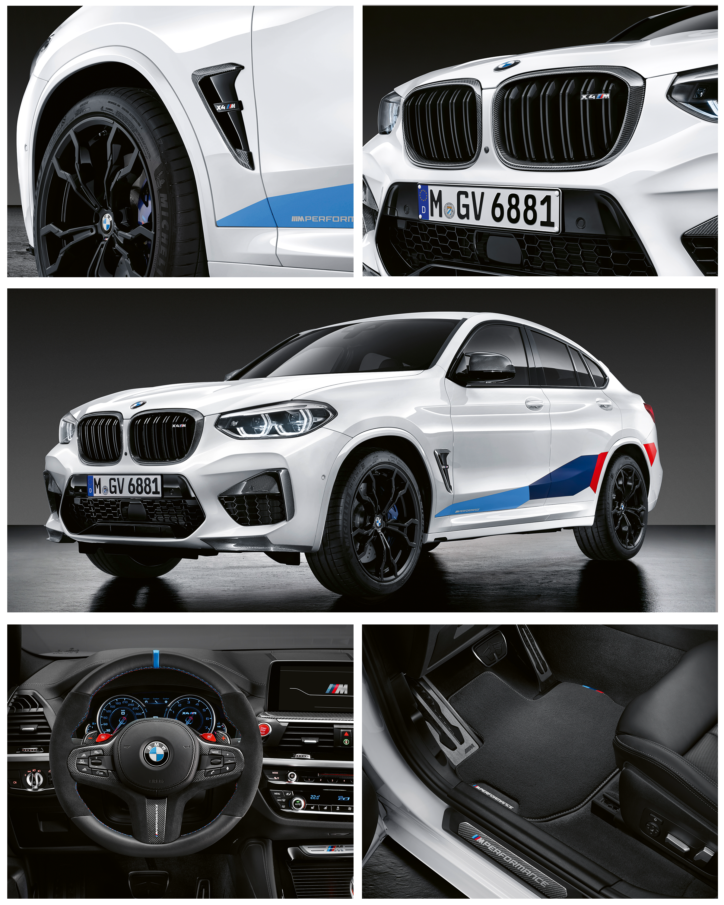 2020 Bmw X3 M And Bmw X4 M With M Performance Parts Dailyrevs