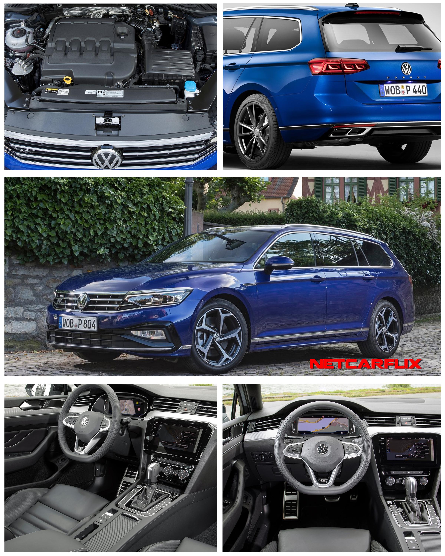 2020 Volkswagen Passat Variant