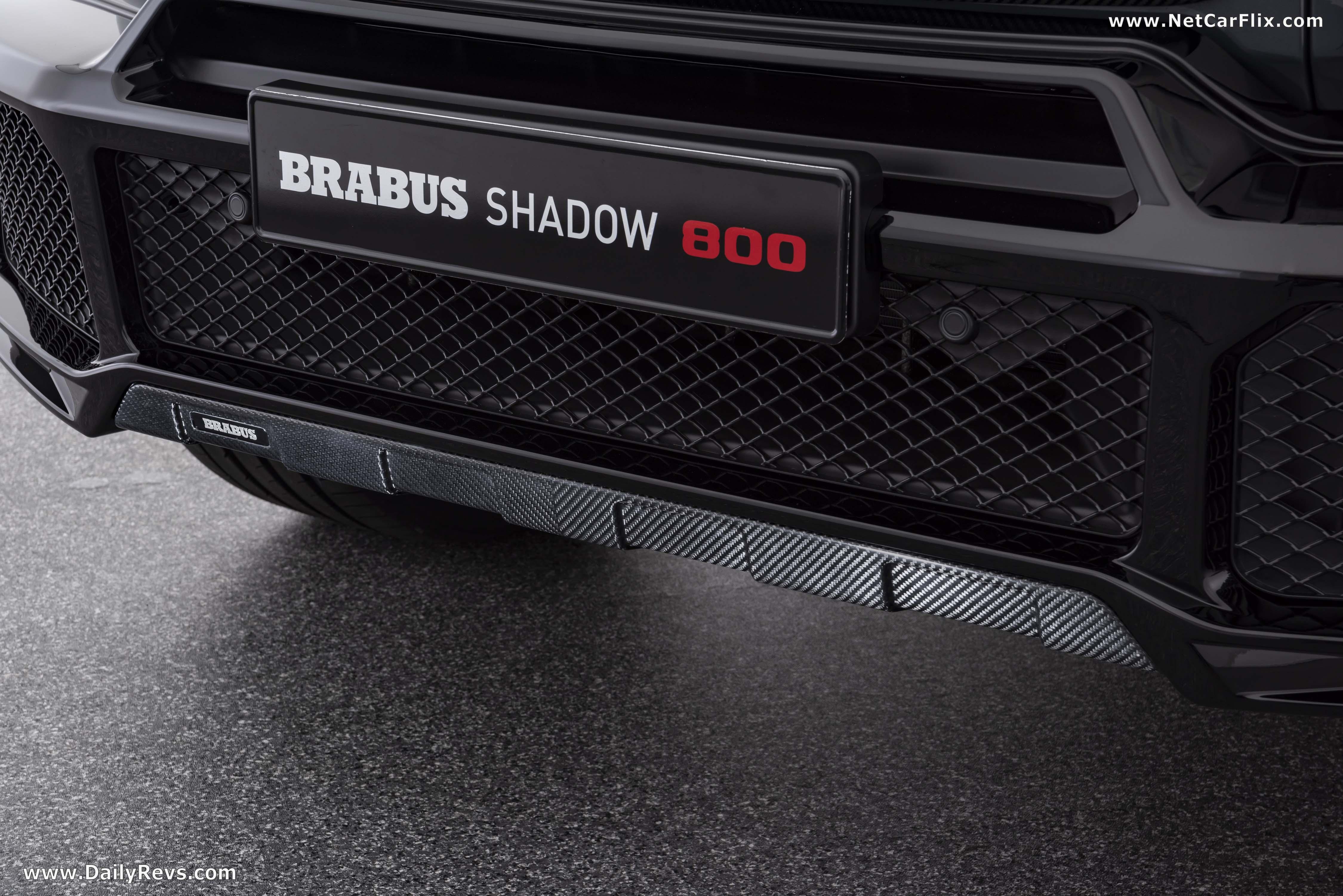 2019 Brabus Shadow 800 full