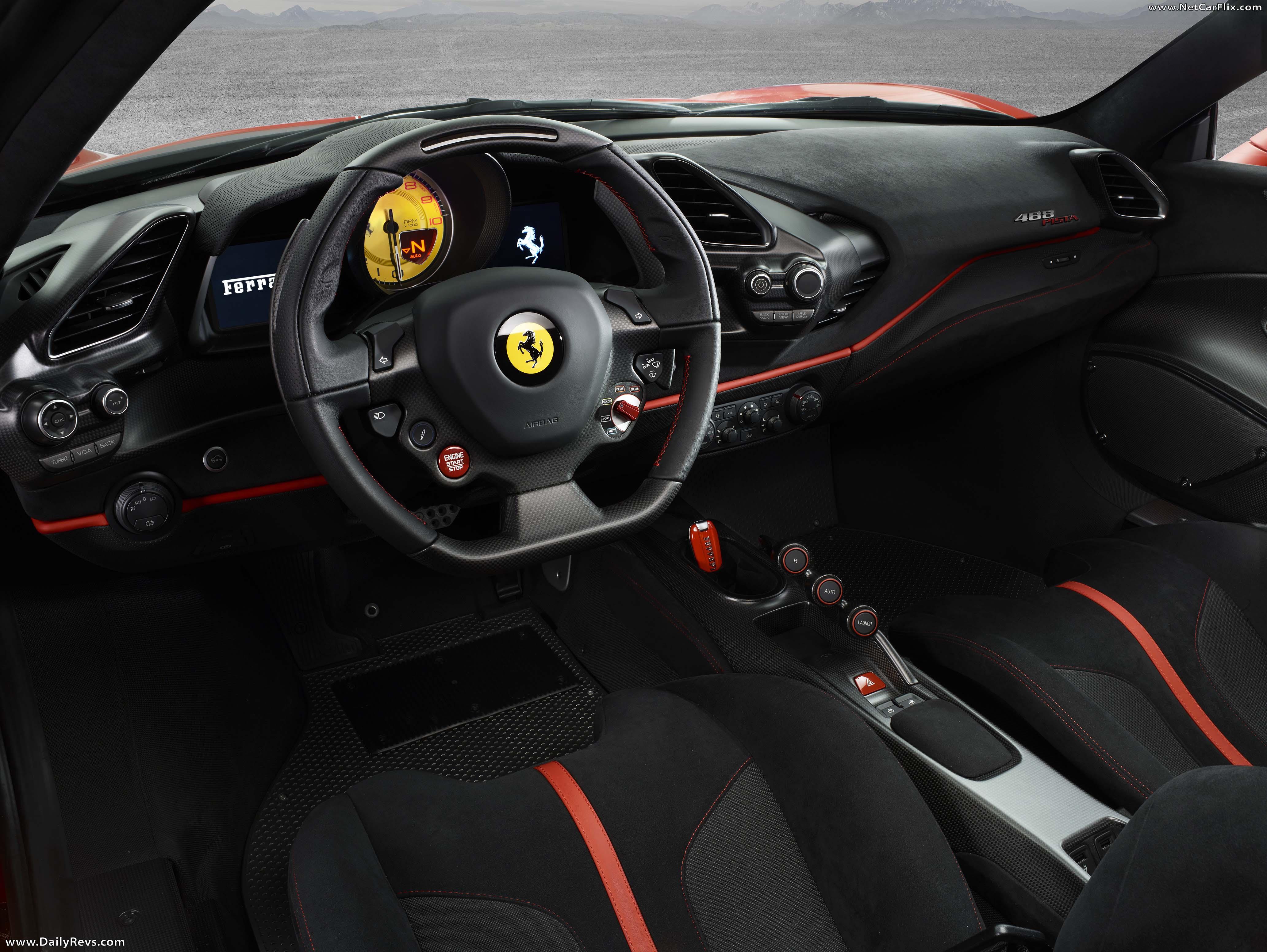 2019 Ferrari 488 Pista full