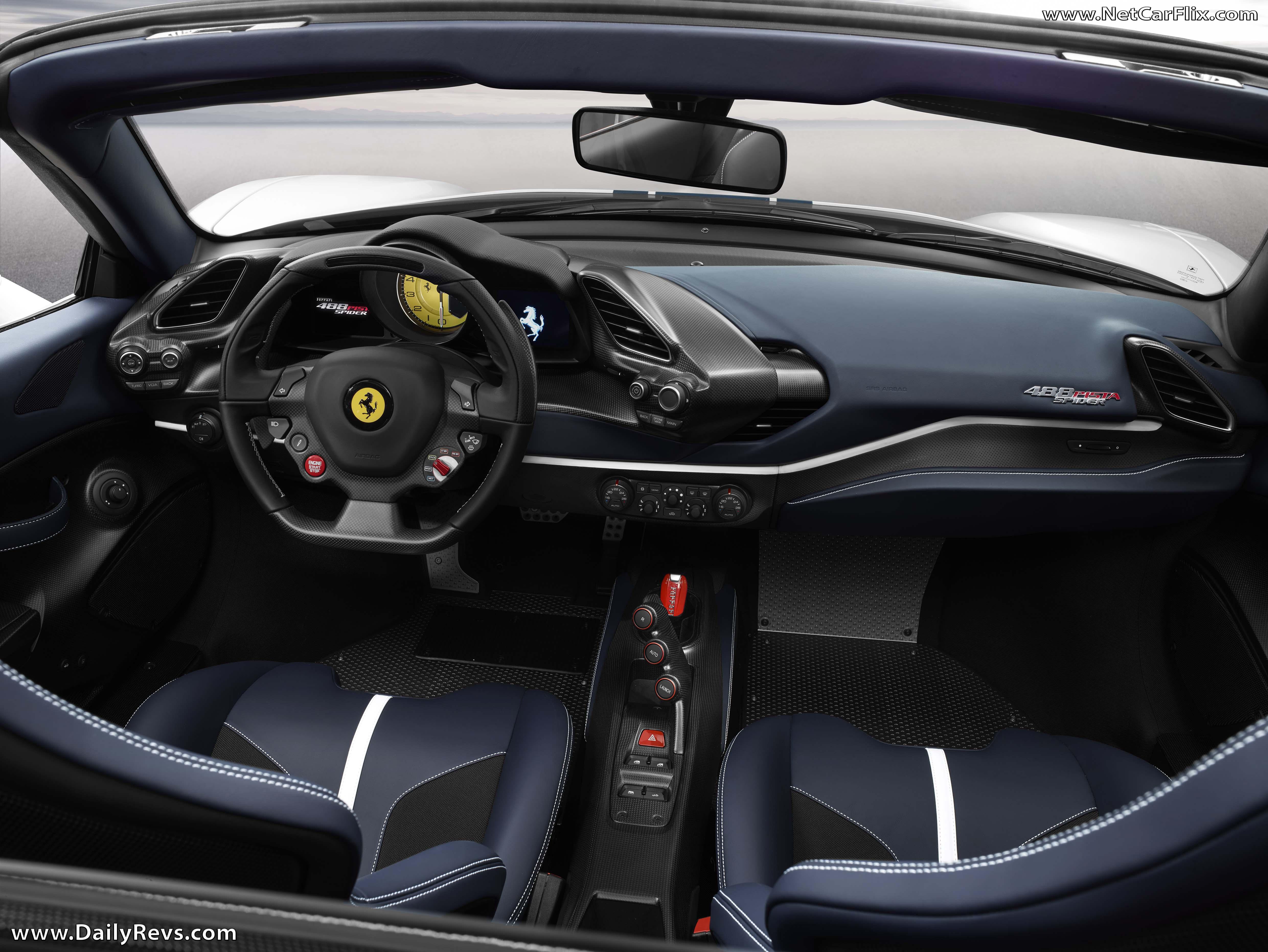 2019 Ferrari 488 Pista Spider full