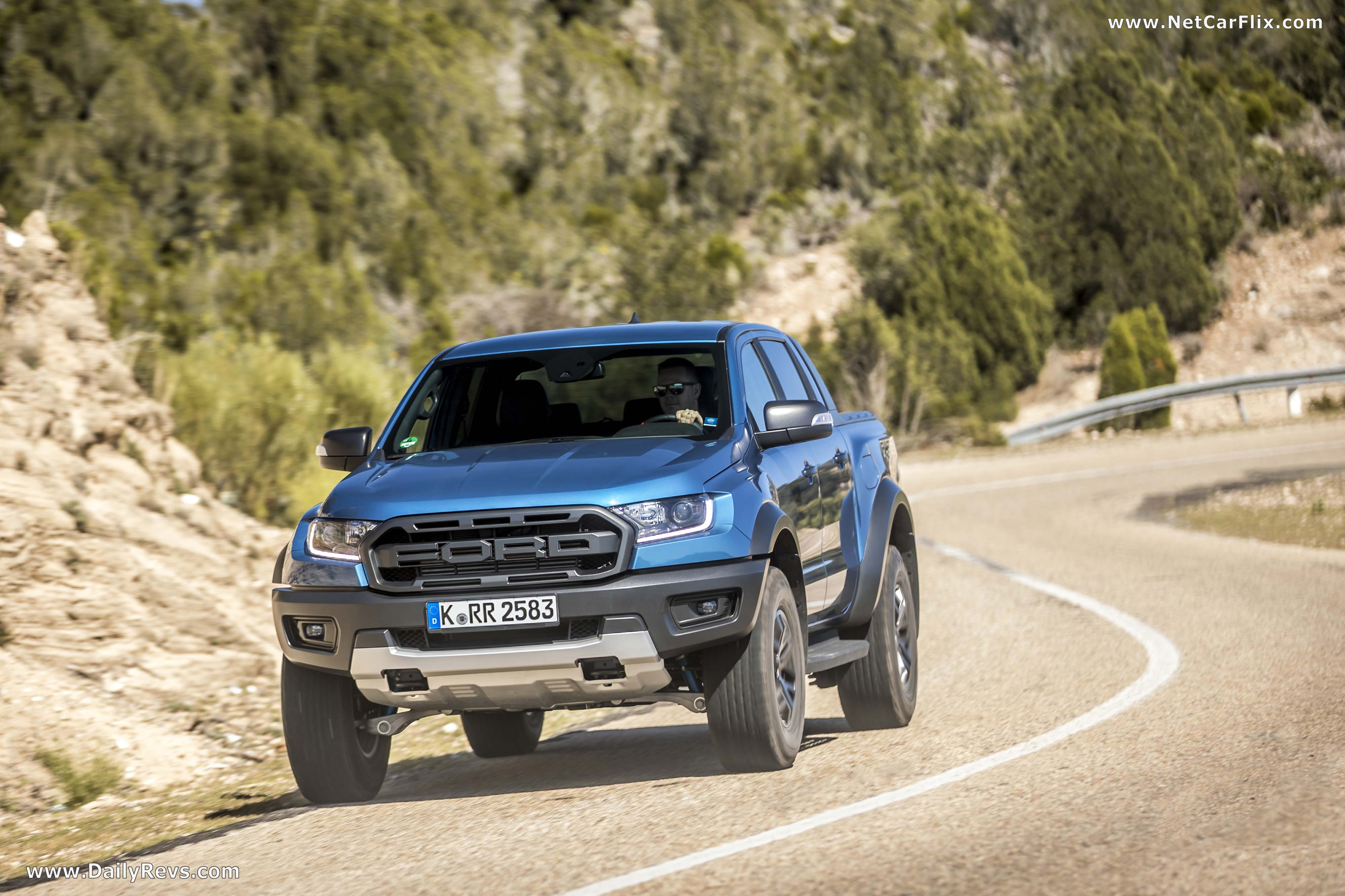 2019 Ford Ranger Raptor - HQ Pictures, Specs, information ...