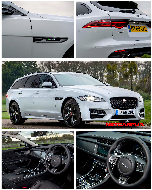 Jaguar Xf Sportbrake: 2019 Jaguar XF Sportbrake [UK]