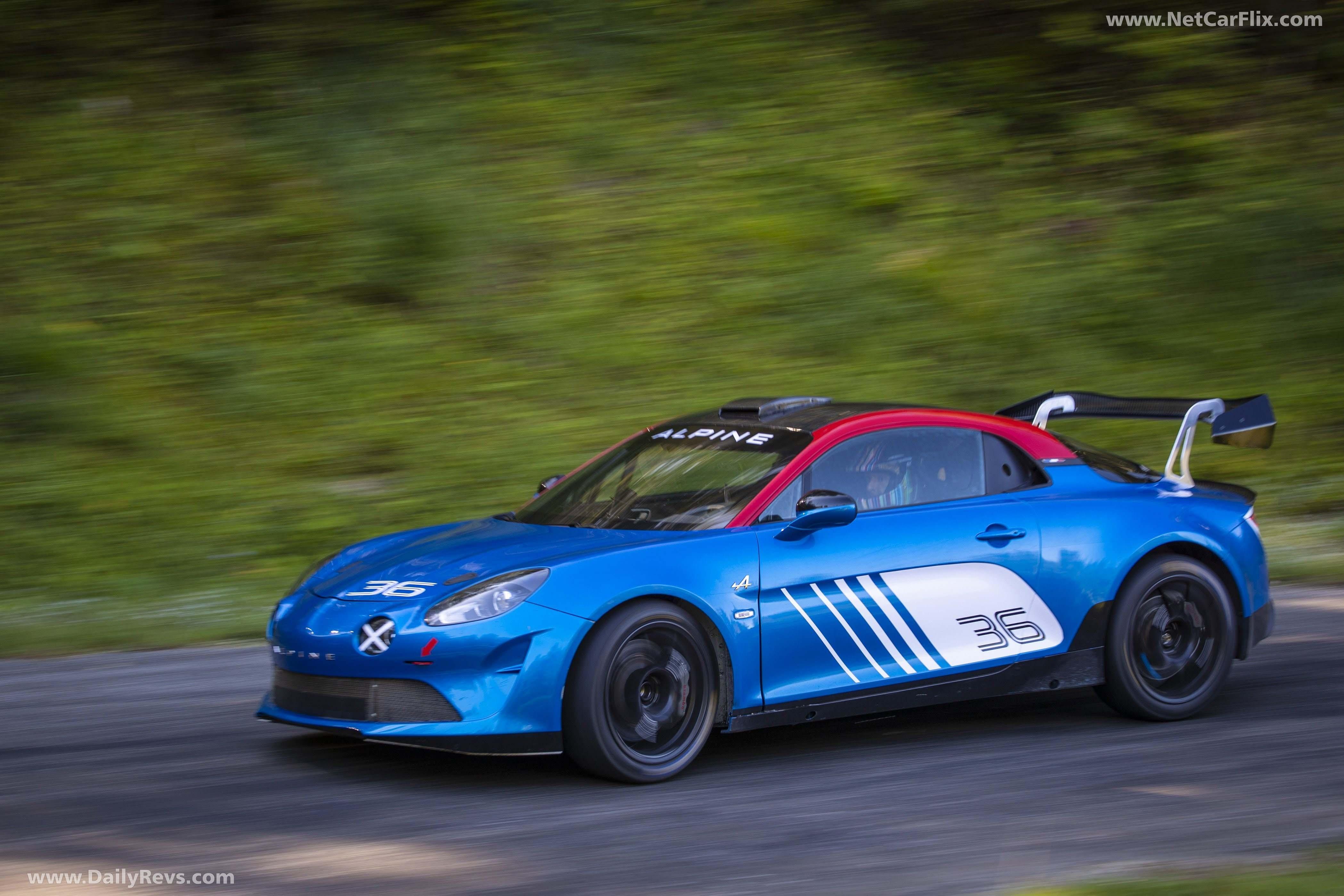 2020 Alpine A110 Rally full