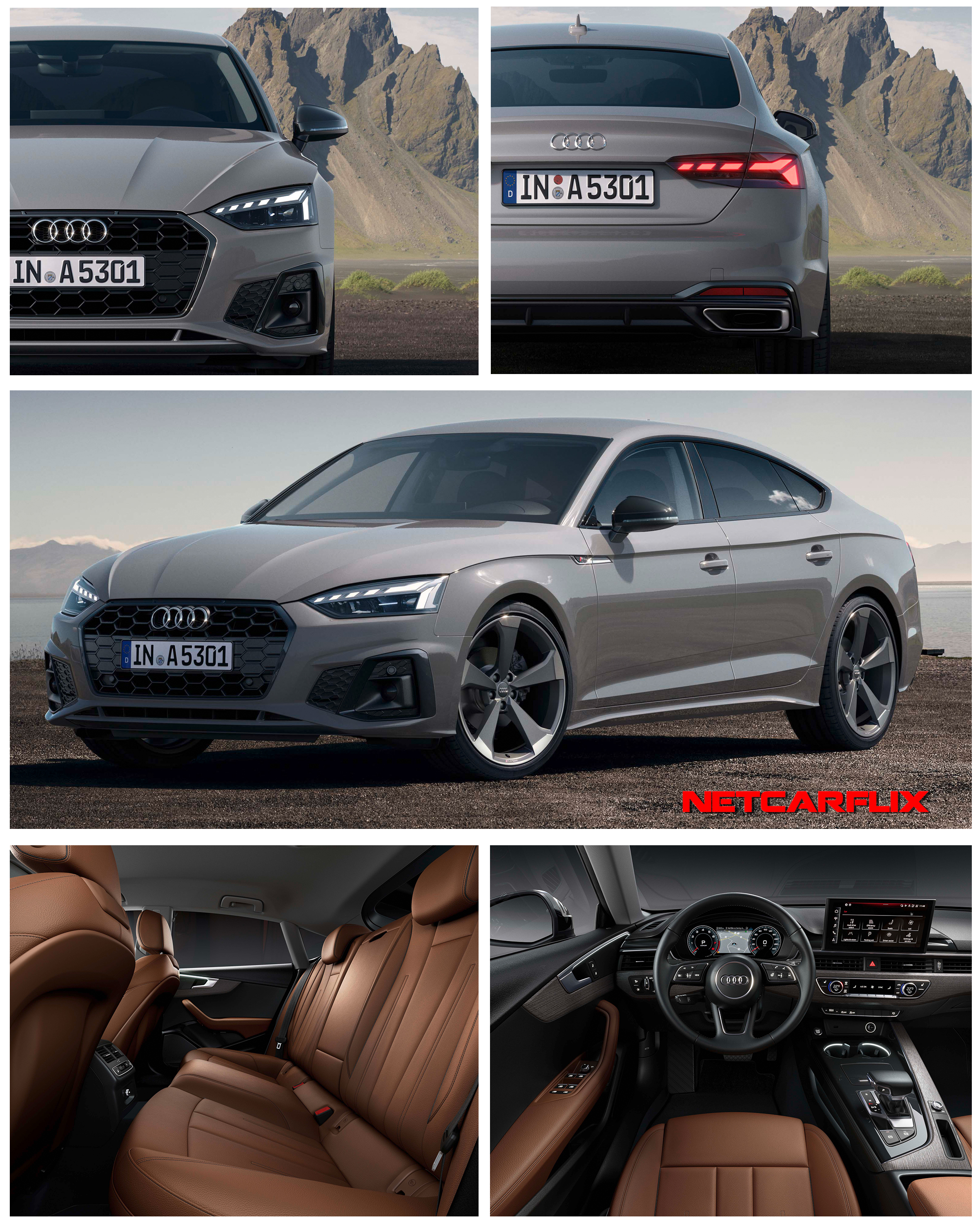2020 Audi A5 Sportback Pictures Images Wallpapers Dailyrevs