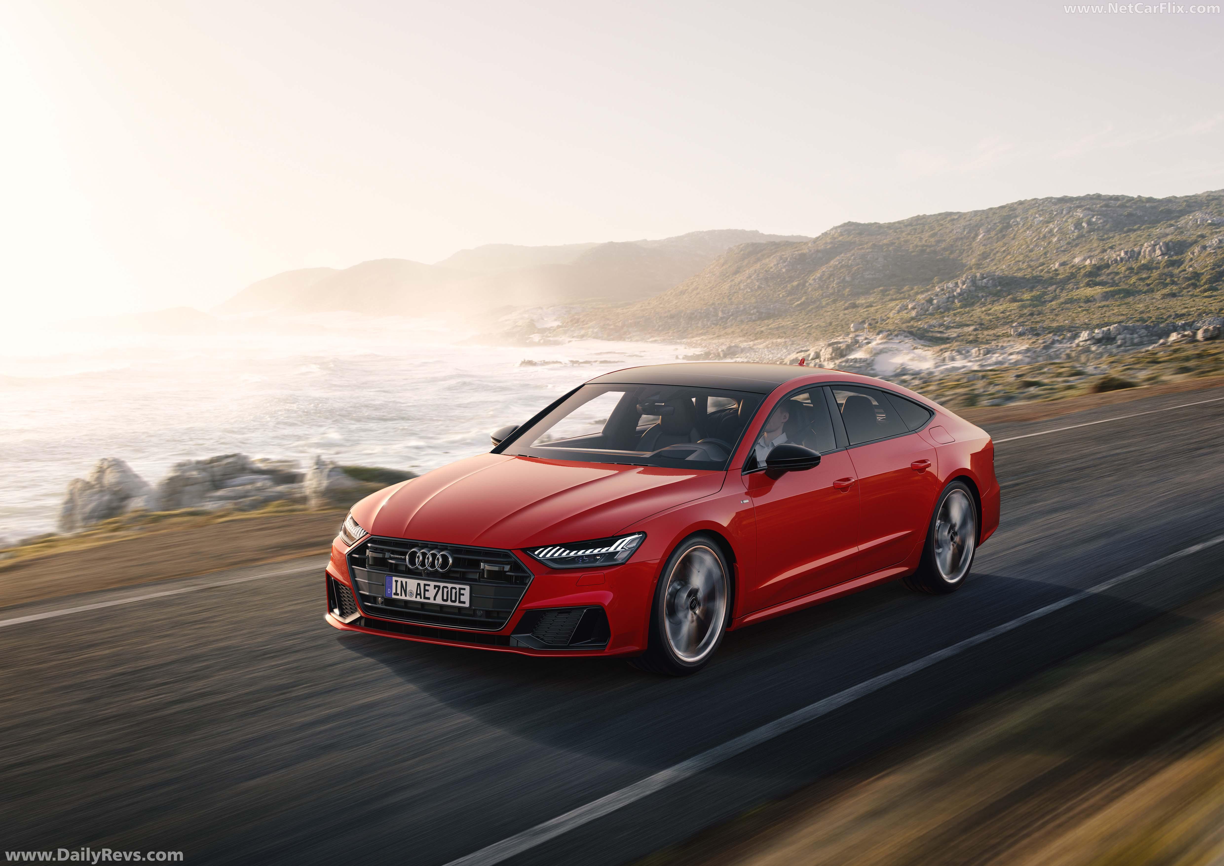 2020 Audi A7 Sportback 55 TFSI e Quattro - Pictures ...