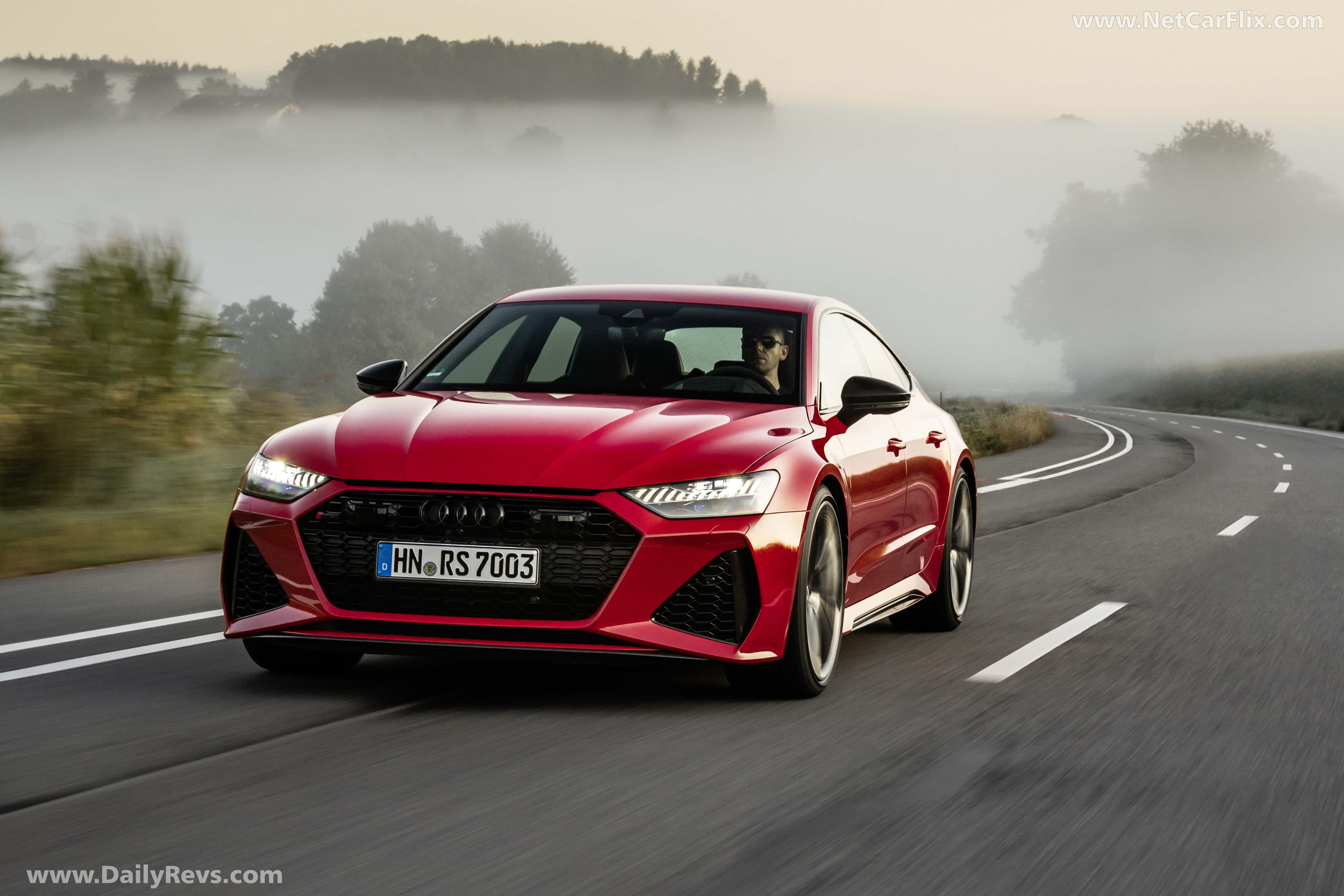 2020 Audi RS7 Sportback - Pictures, Images, Photos ...