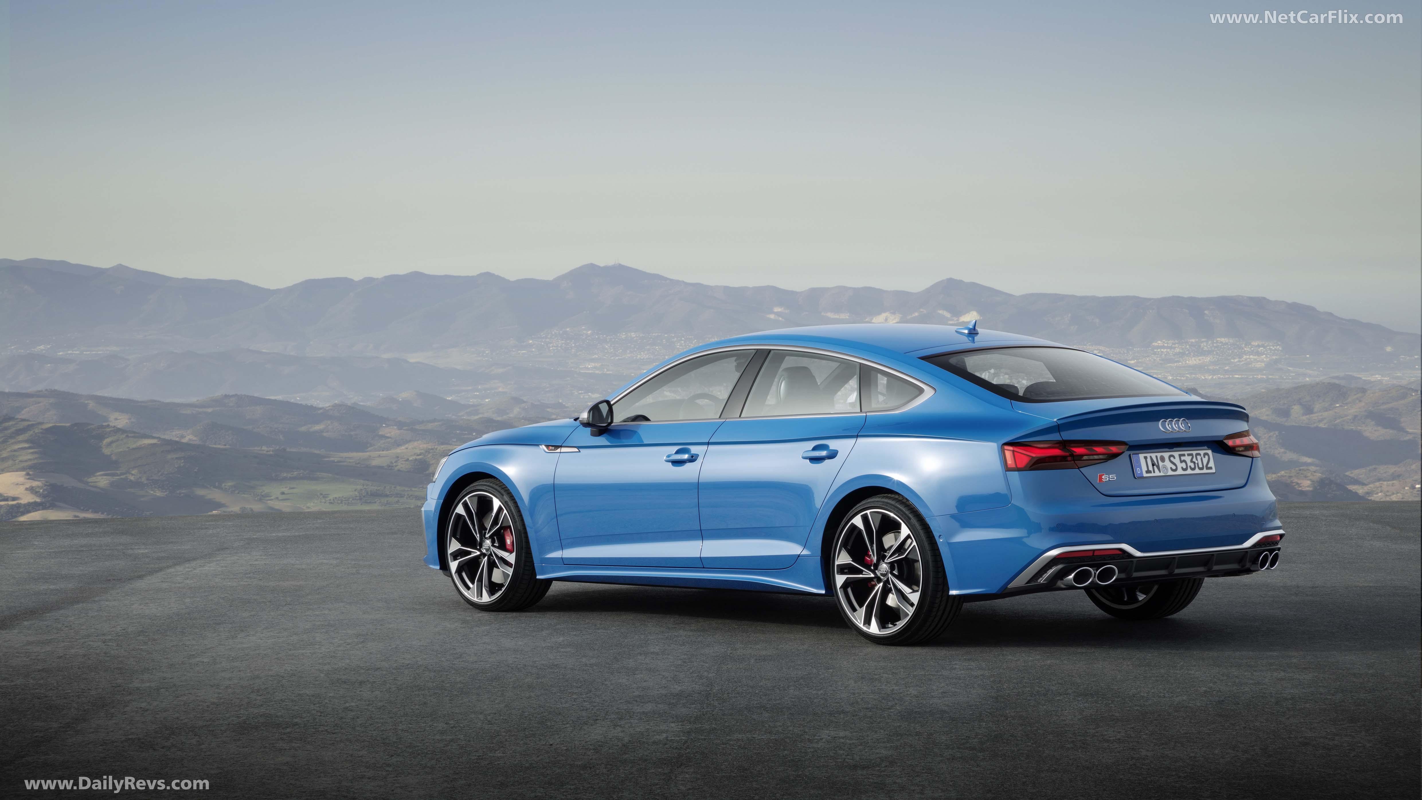 2020 Audi S5 Sportback TDI - Pictures, Images, Photos ...