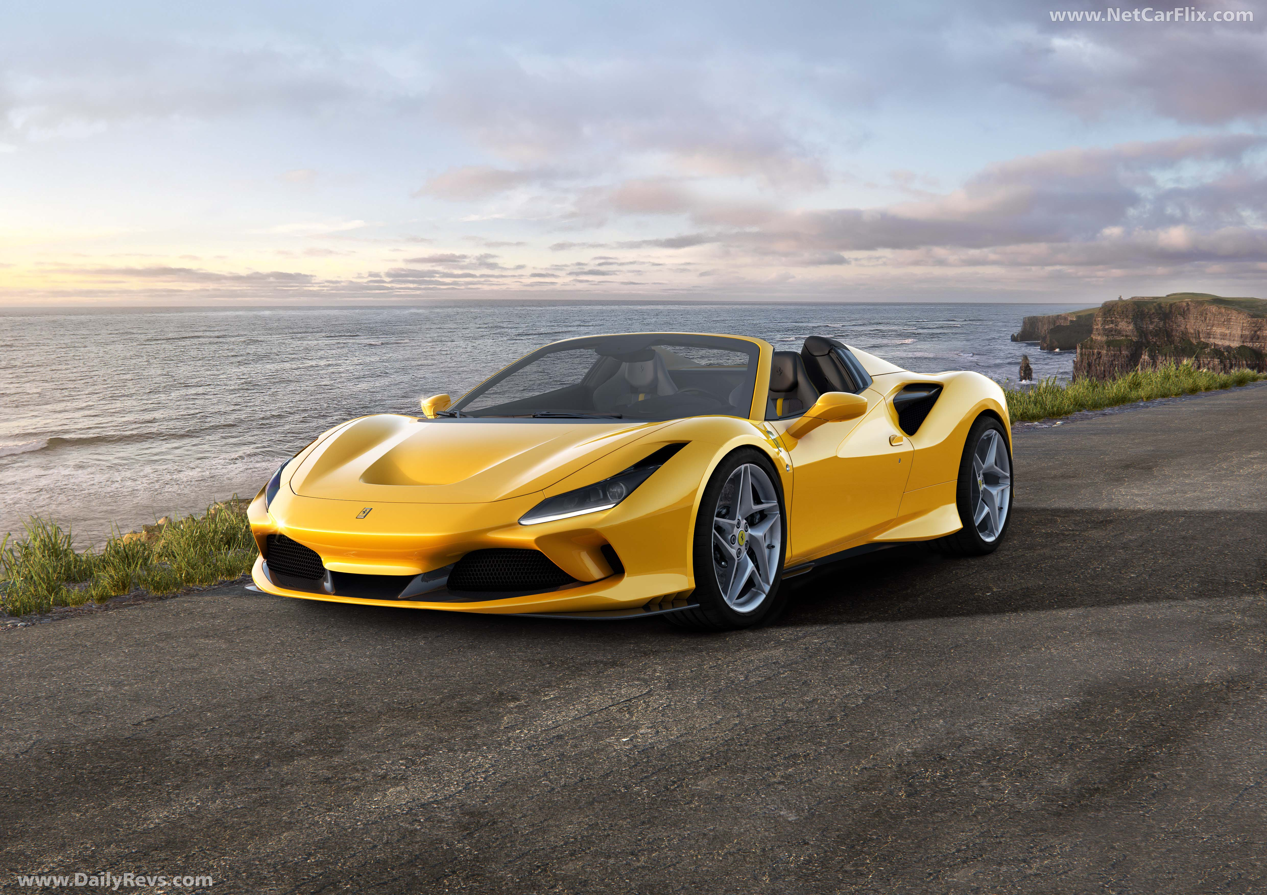 2020 Ferrari F8 Spider full