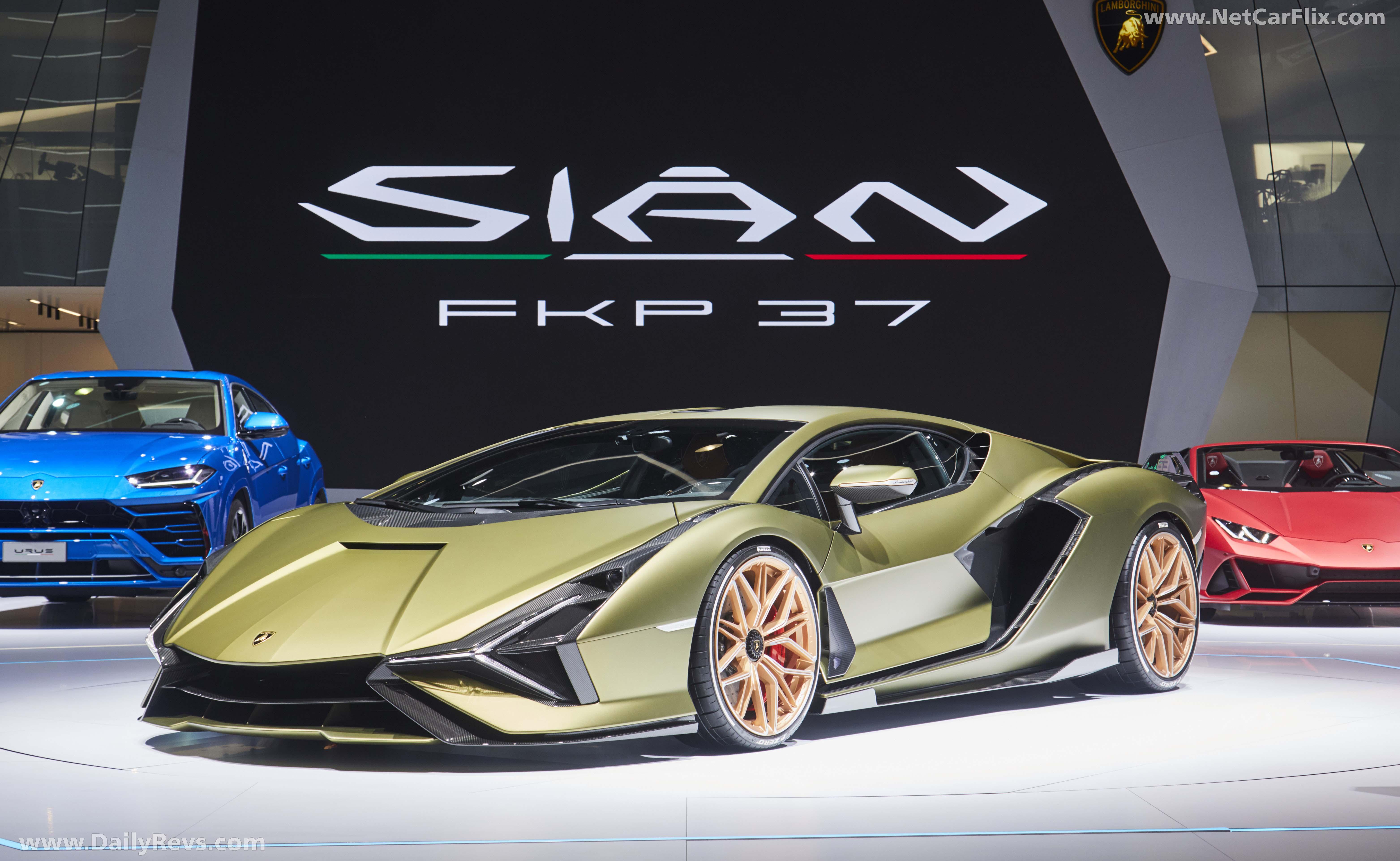 2020 Lamborghini Sian Hq Pictures Specs Information And