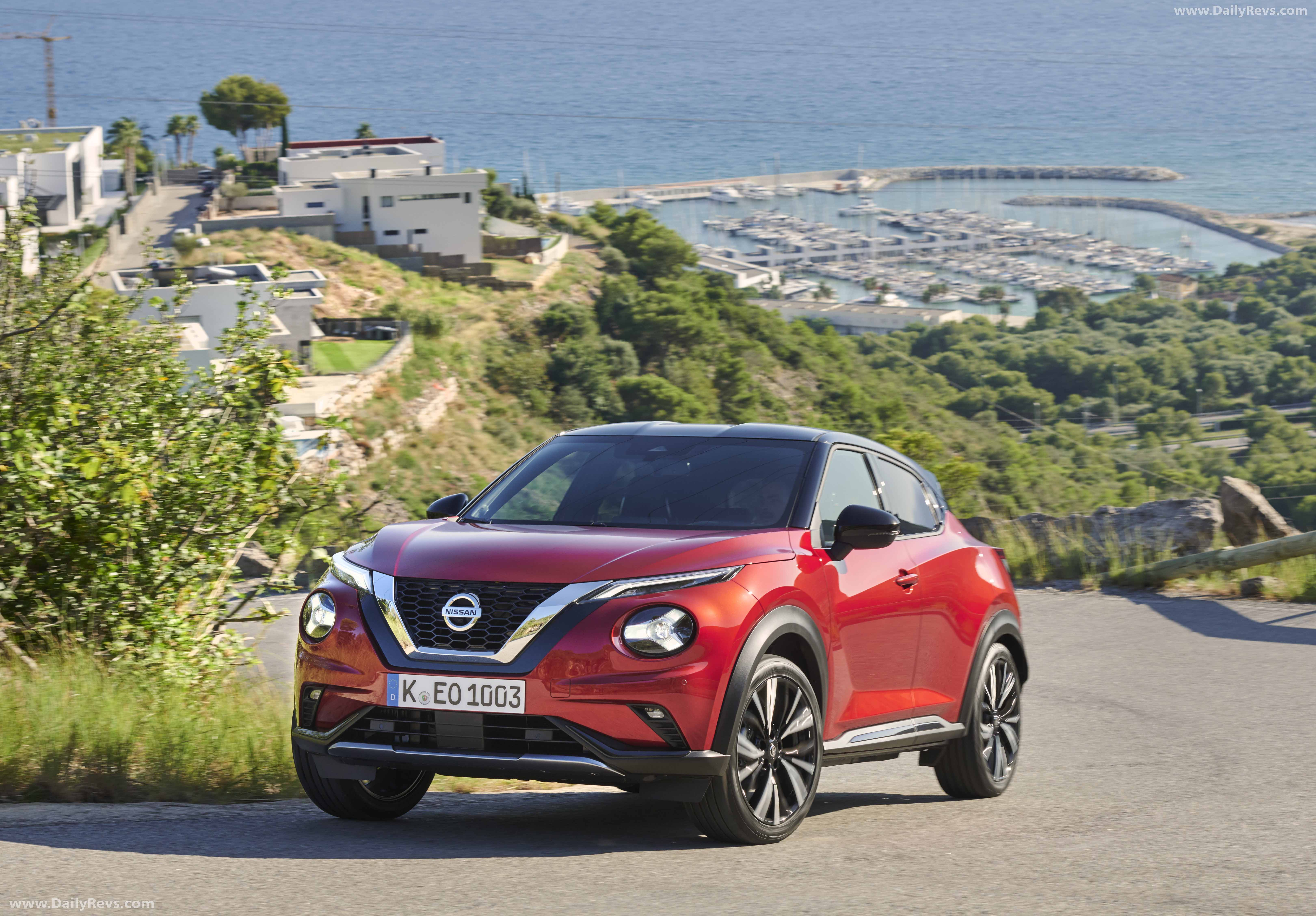 2020 nissan juke - hd pictures, videos, specs