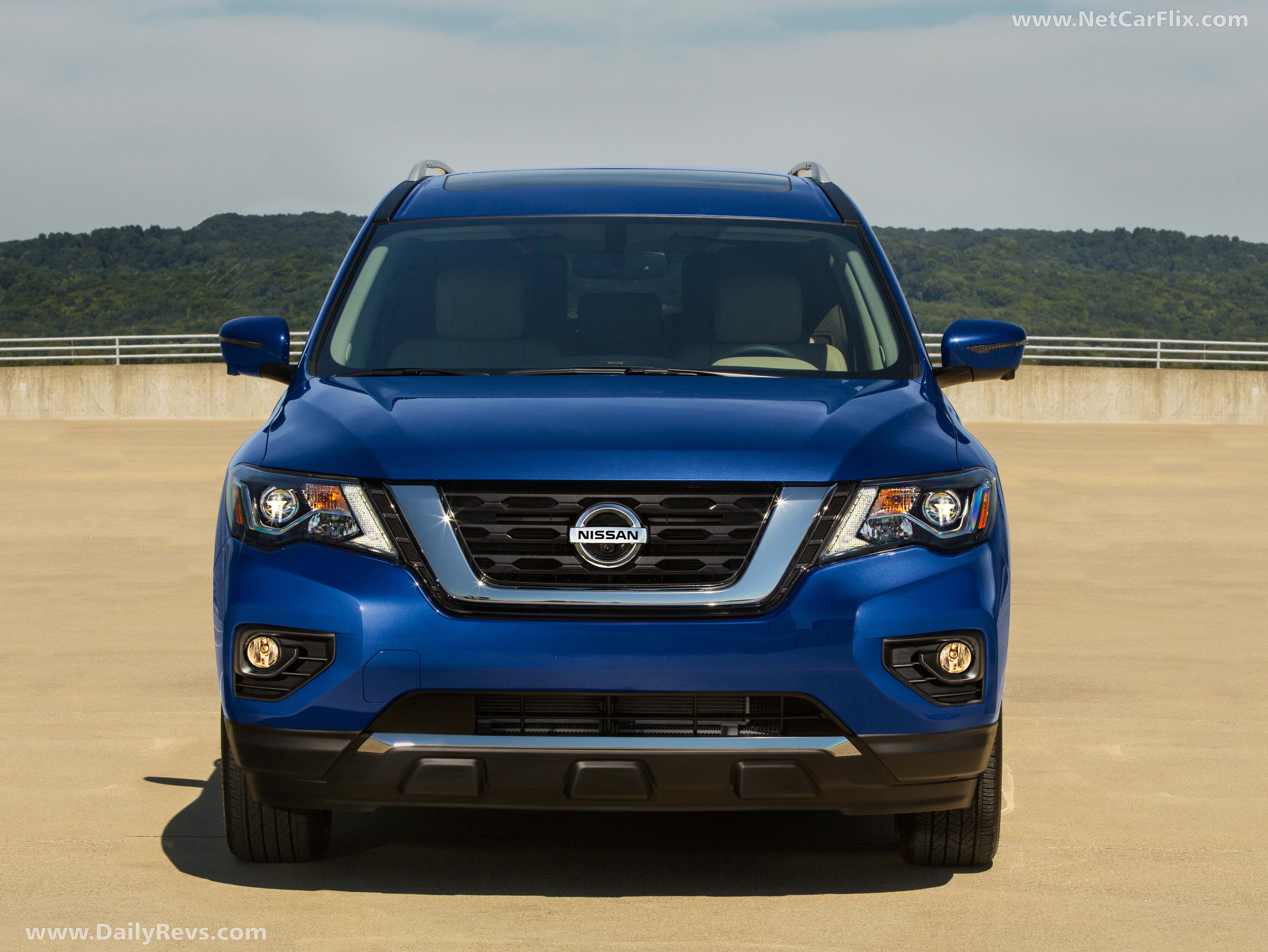 2020 Nissan Pathfinder - HQ Pictures, Specs, information ...