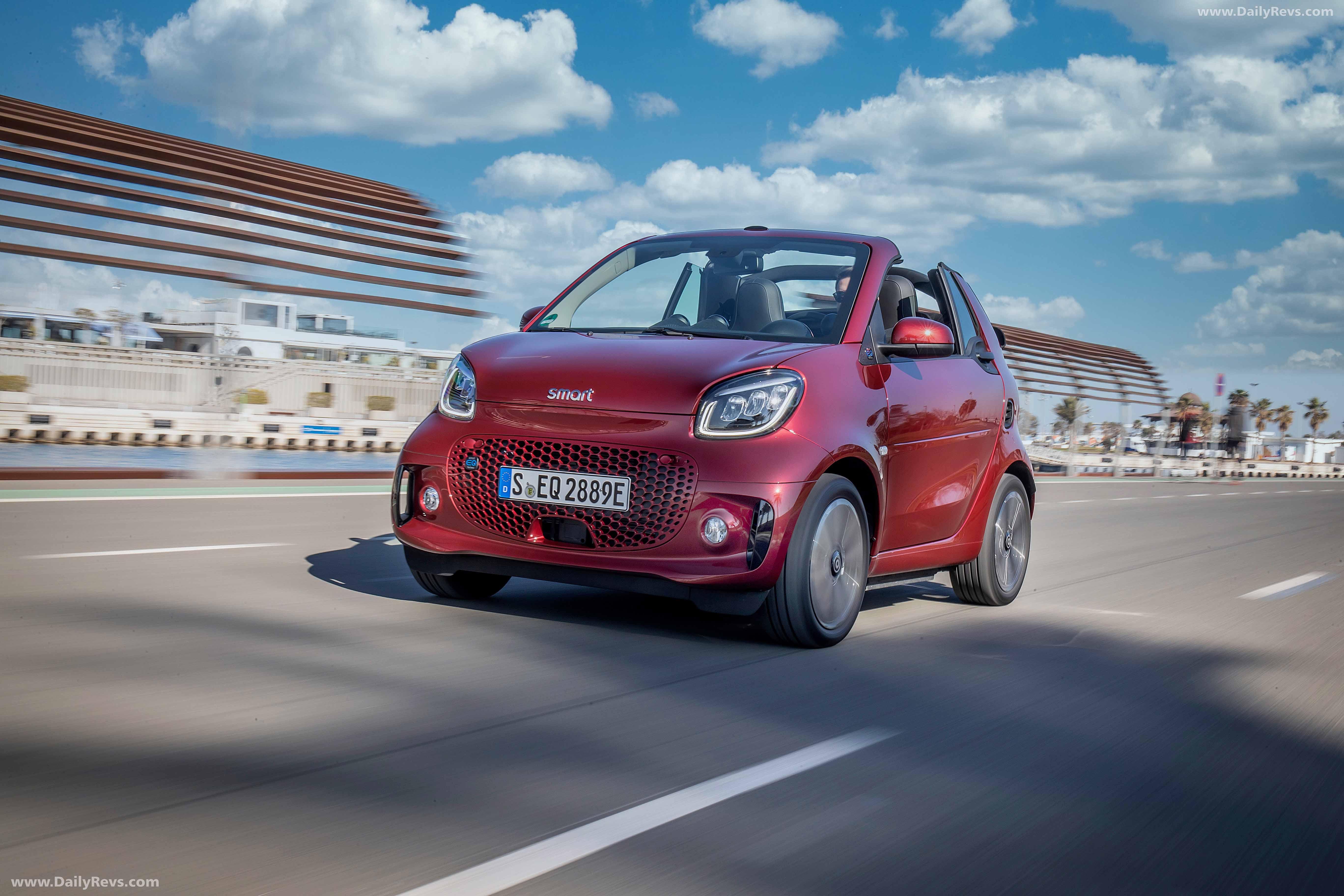 2020 Smart EQ fortwo Cabrio - HD Pictures, Videos, Specs ...