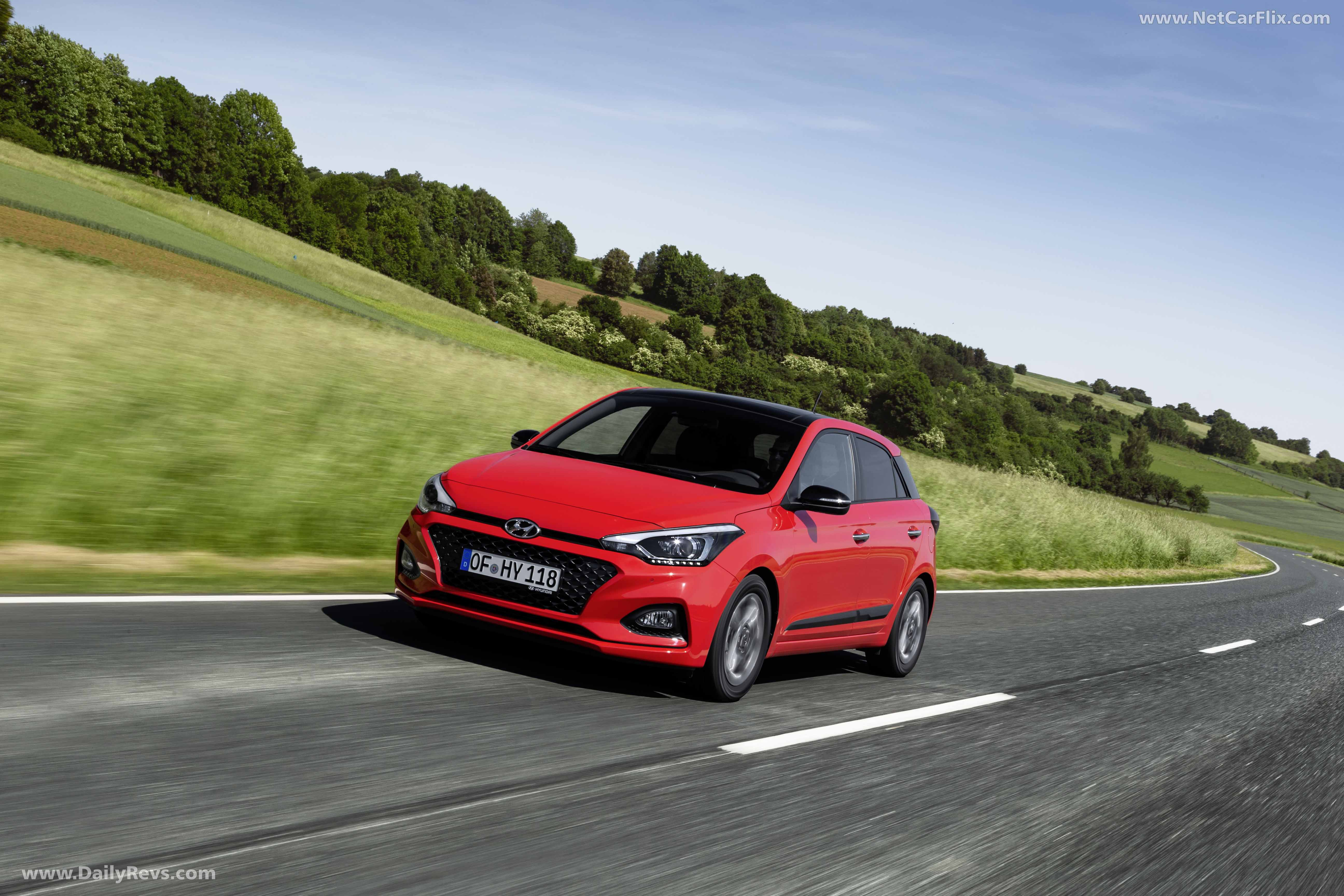 2019 Hyundai i20 - HQ Pictures, Specs, information and ...