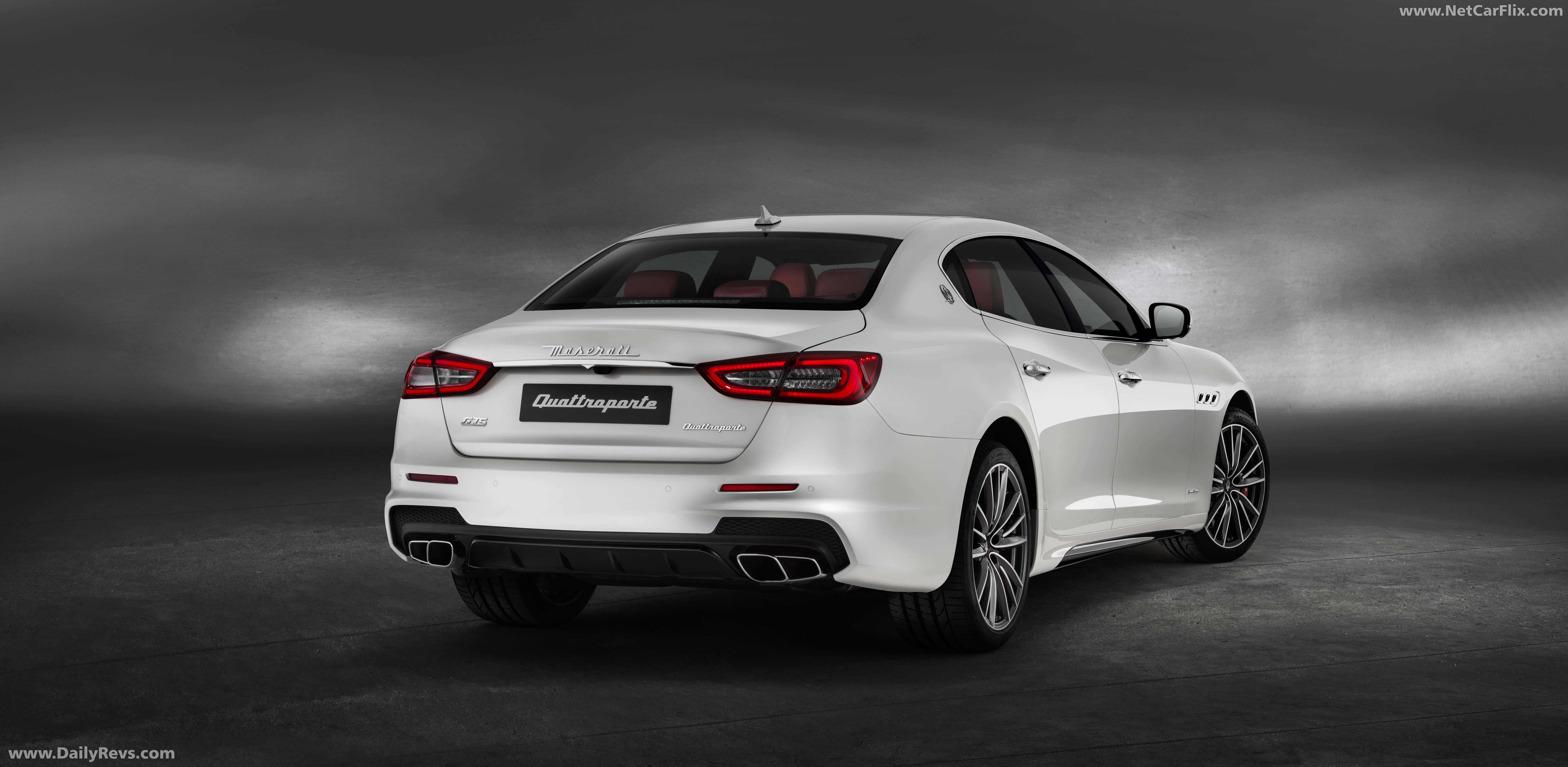 2019 Maserati Quattroporte - HD Pictures,Specs,information ...