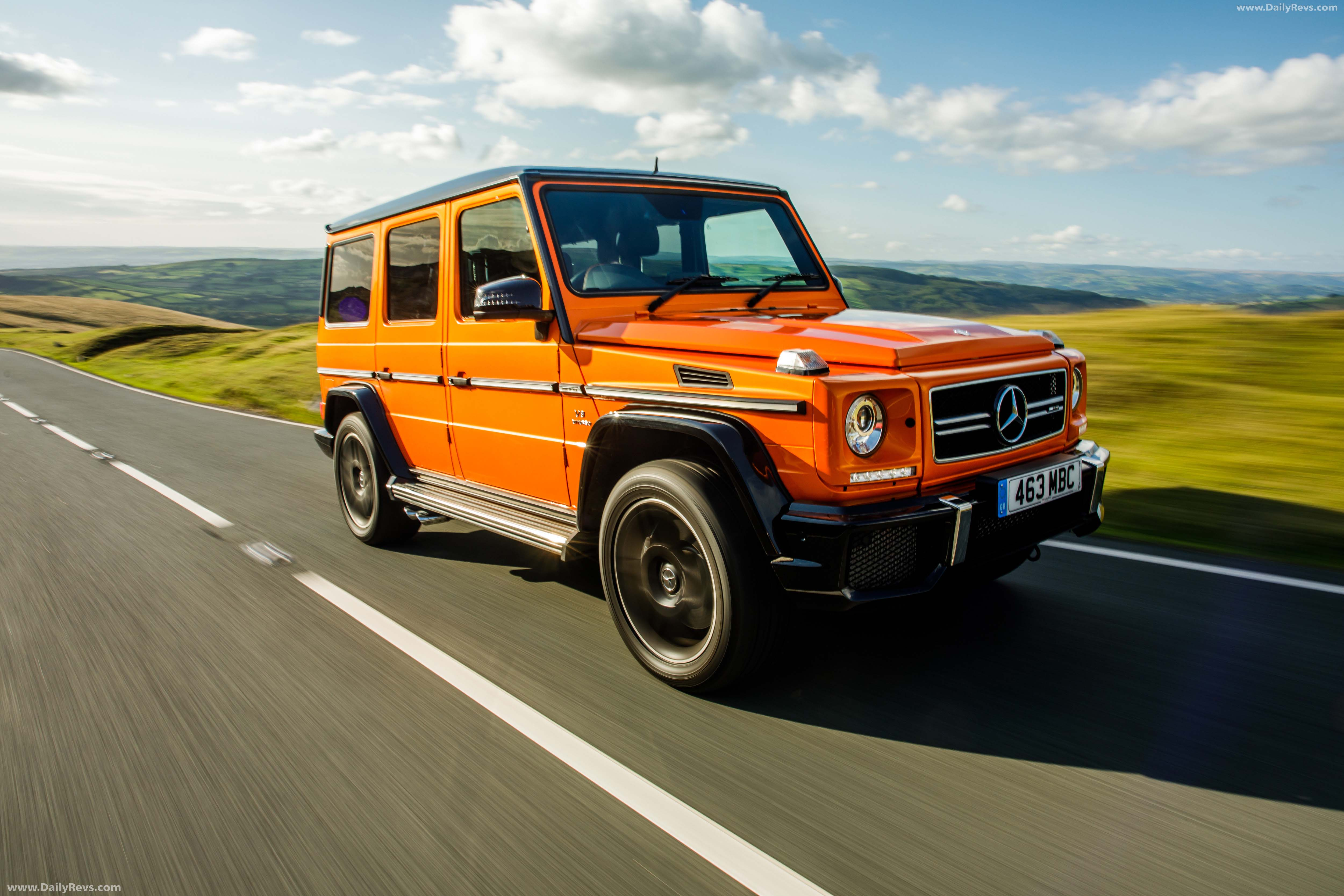 2019 Mercedes-Benz G63 AMG - HD Pictures,Specs,information and videos - Dailyrevs