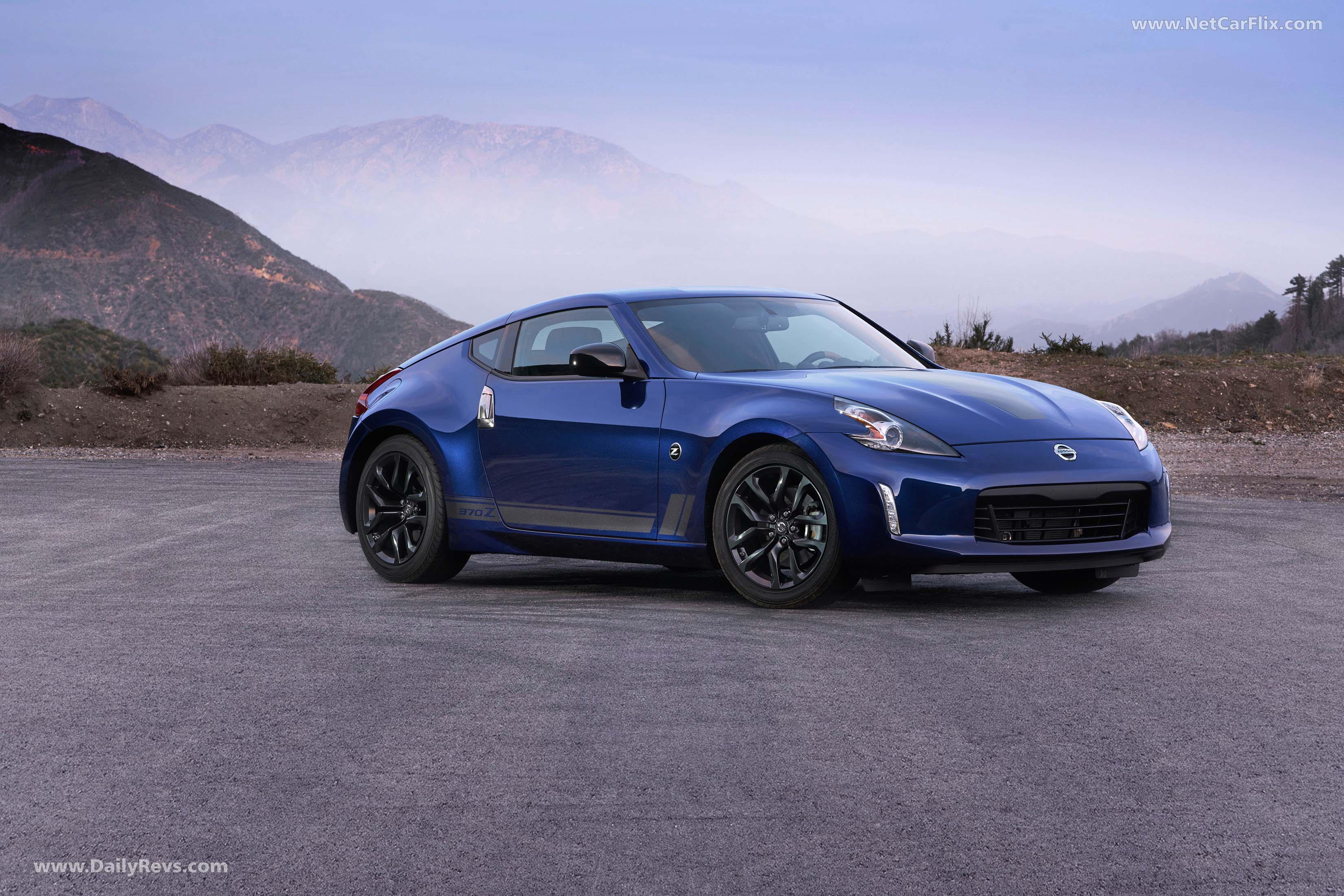 2019 Nissan 370Z Heritage Edition - HD Pictures, Videos ...