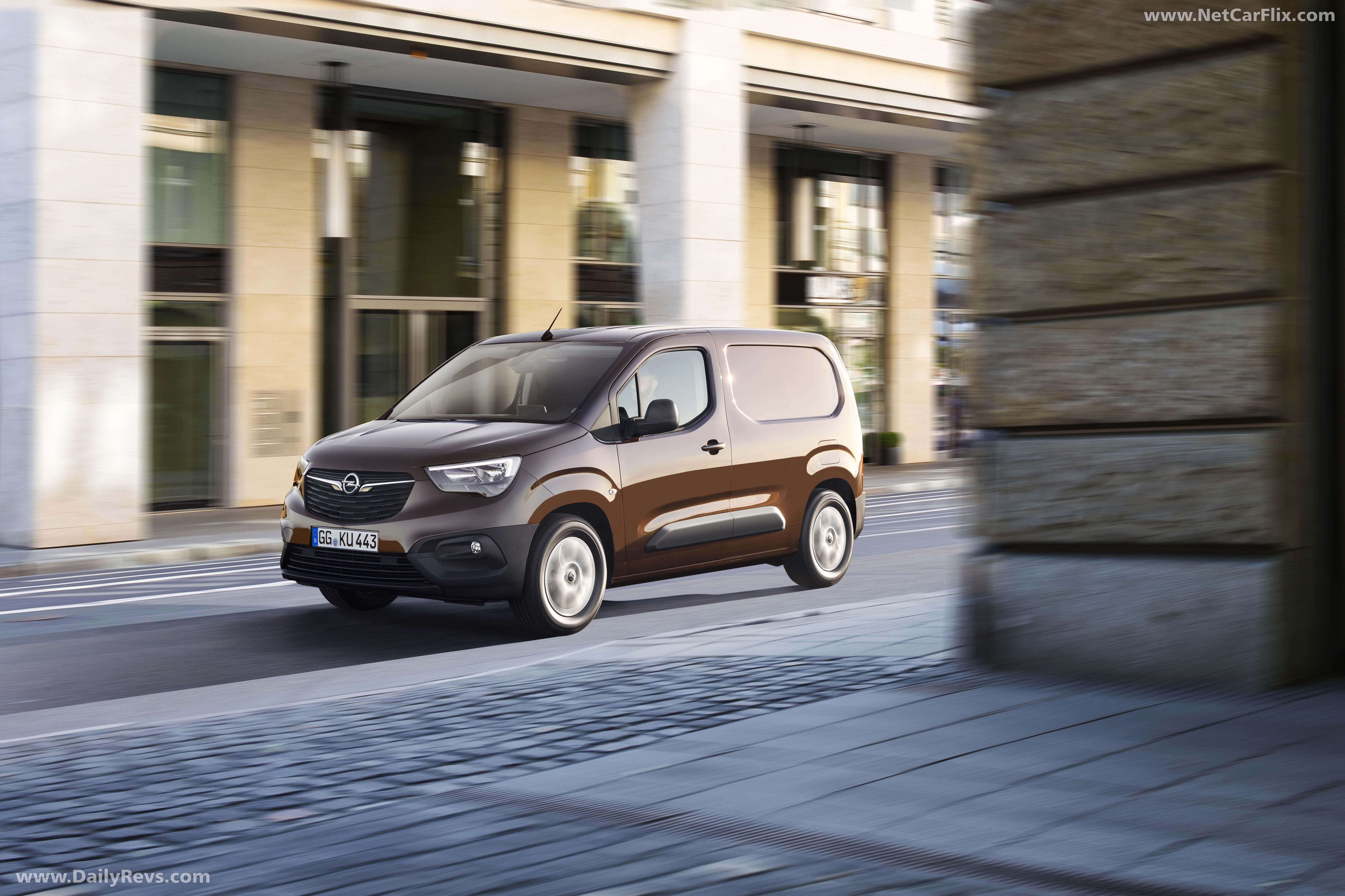 2019 Opel Combo Life full