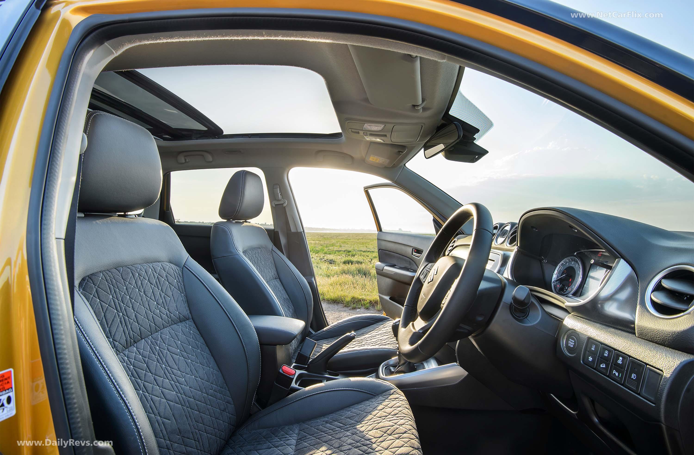 2019 Suzuki Vitara full