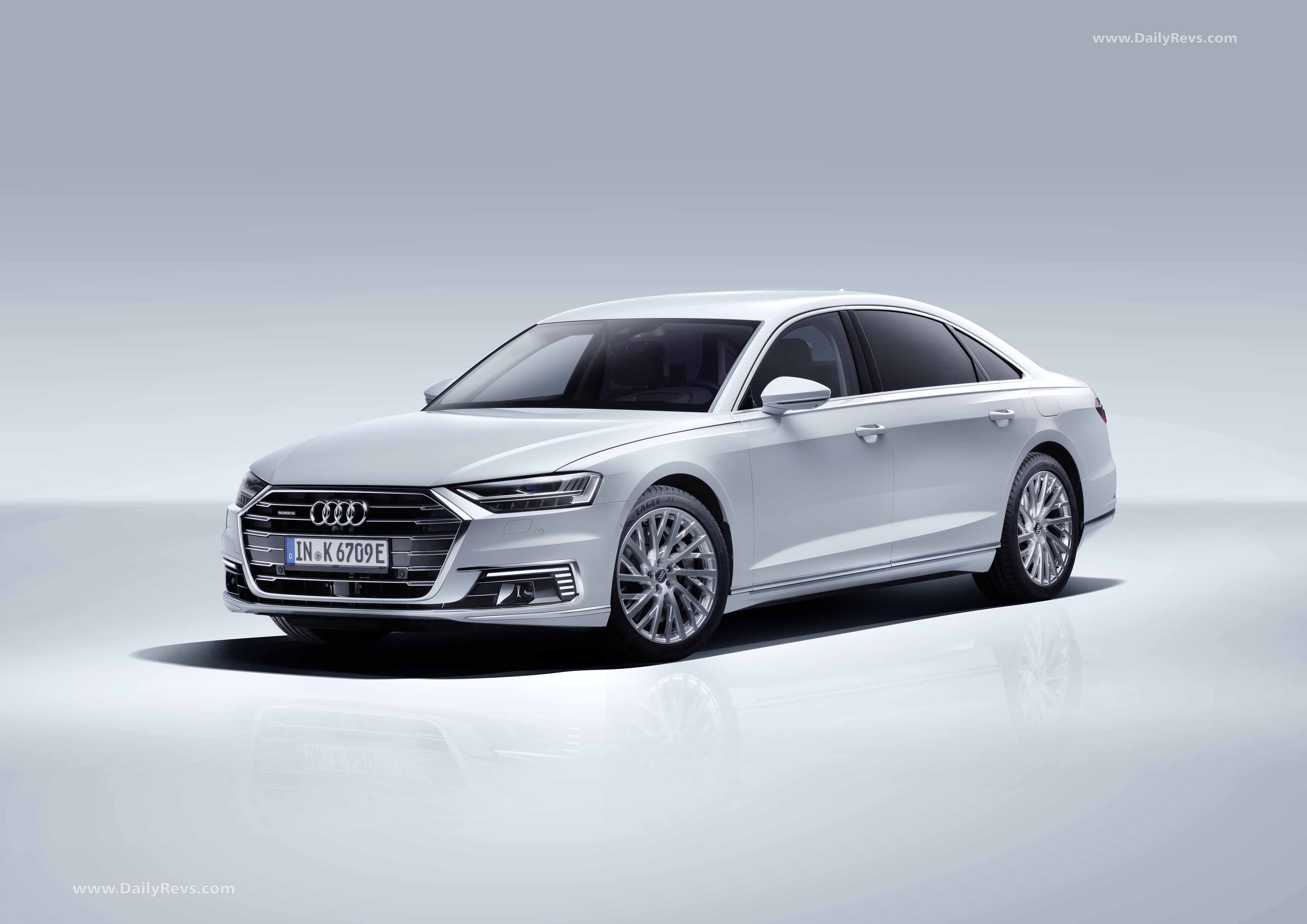 2020 Audi A8 L - Pictures, Images, Photos & Wallpapers ...