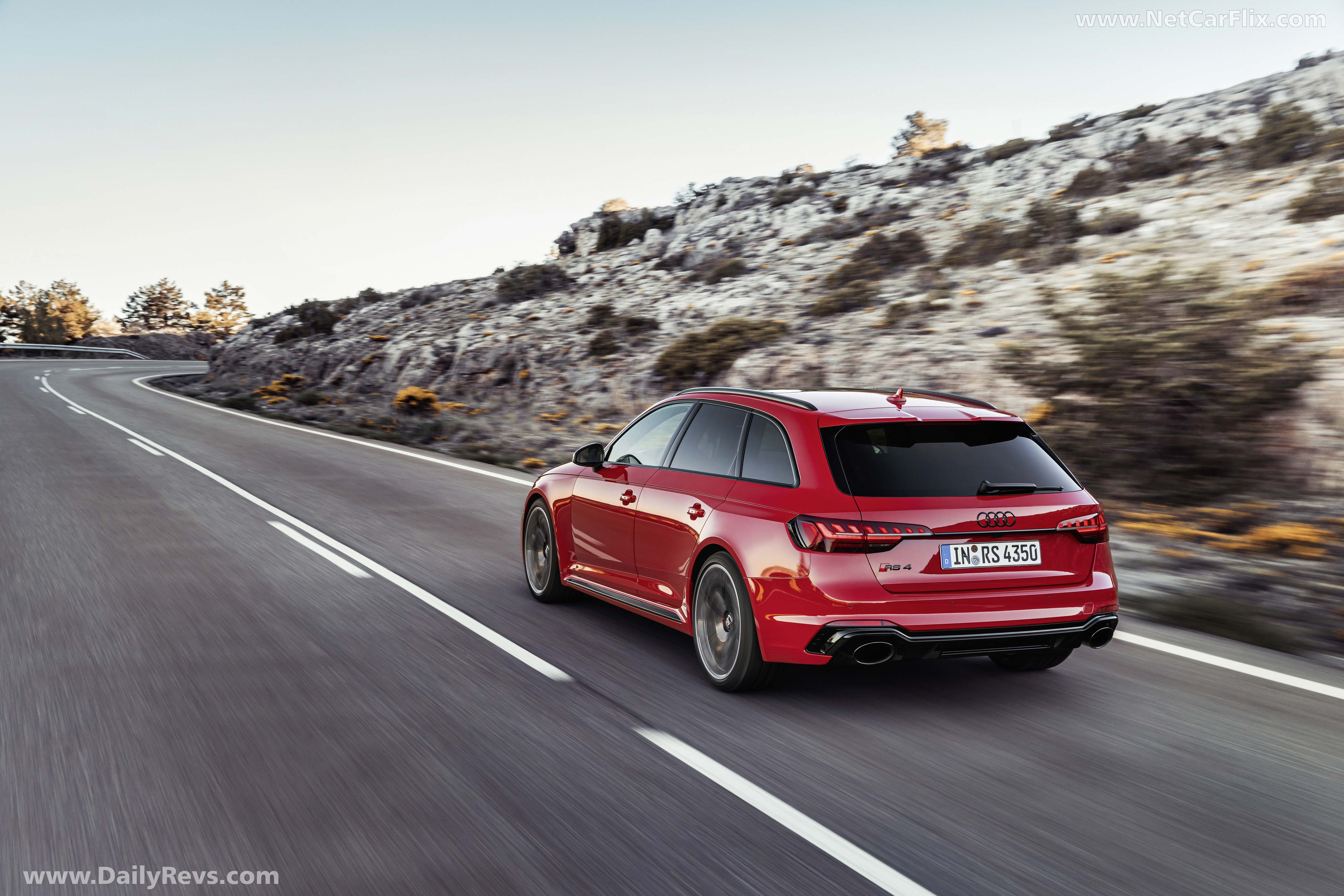 2020 Audi RS4 Avant - Pictures, Images, Photos ...
