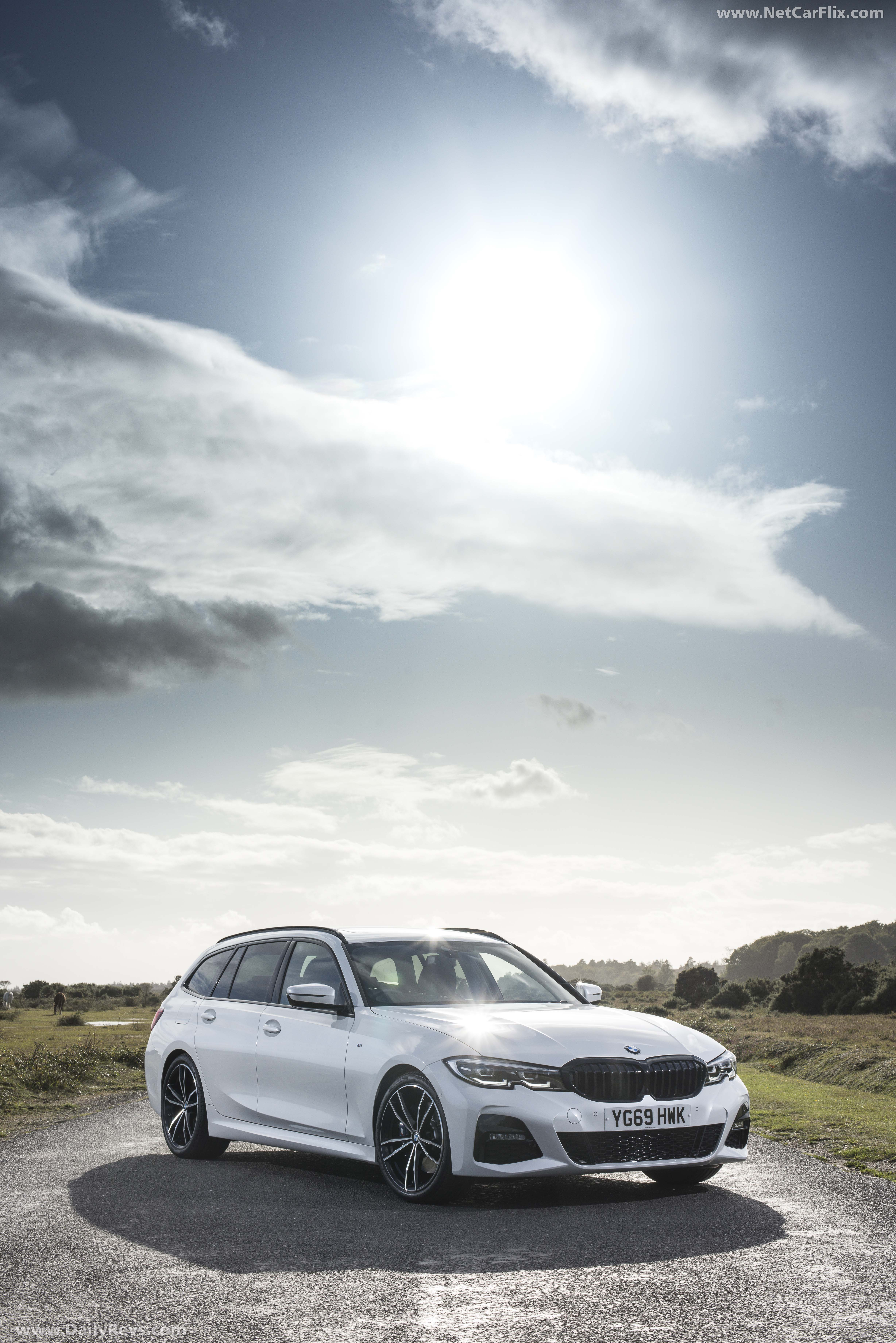 2020 BMW 3-Series Touring UK - HQ Pictures, Specs ...