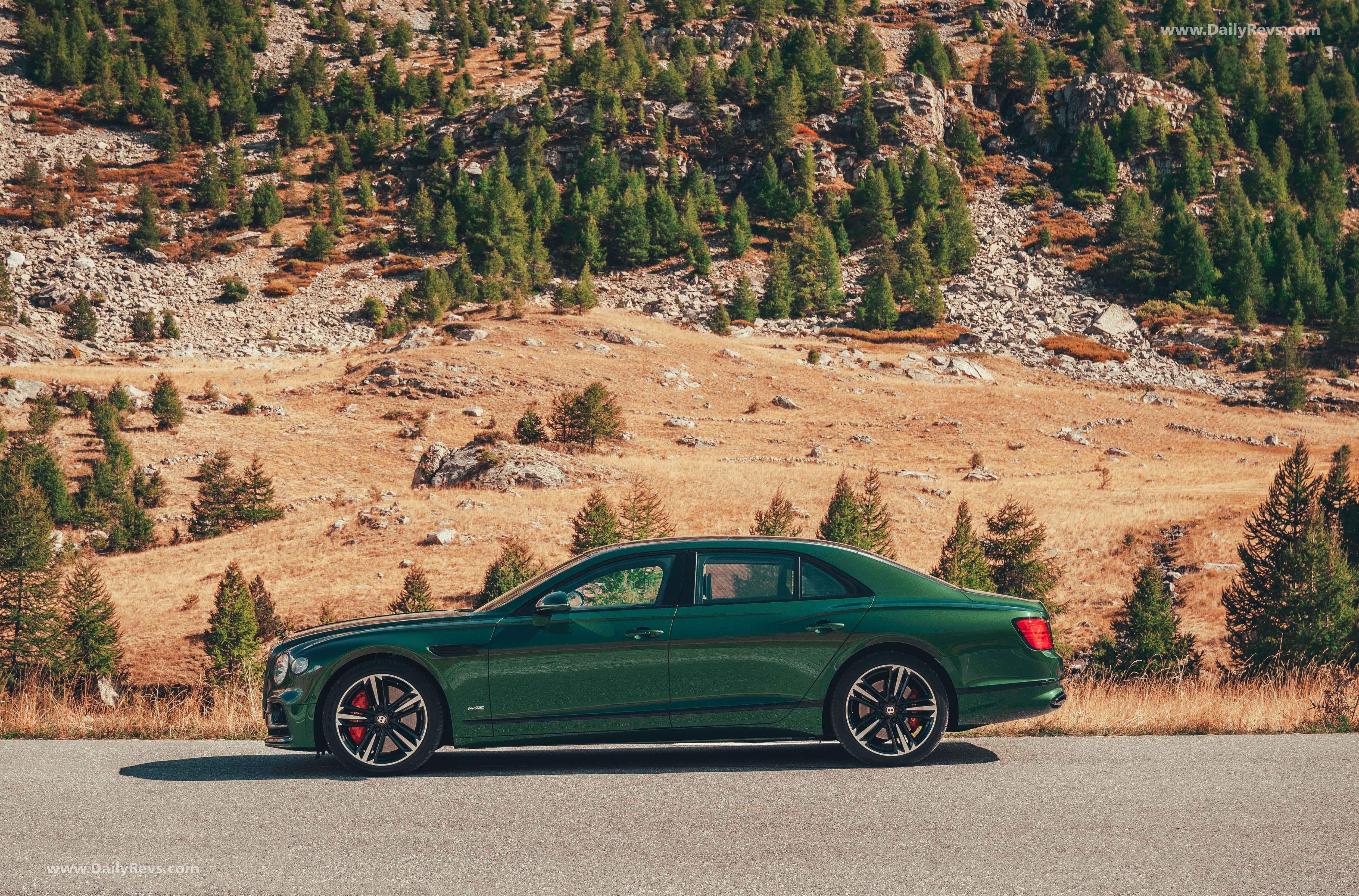 2020 Bentley Flying Spur full