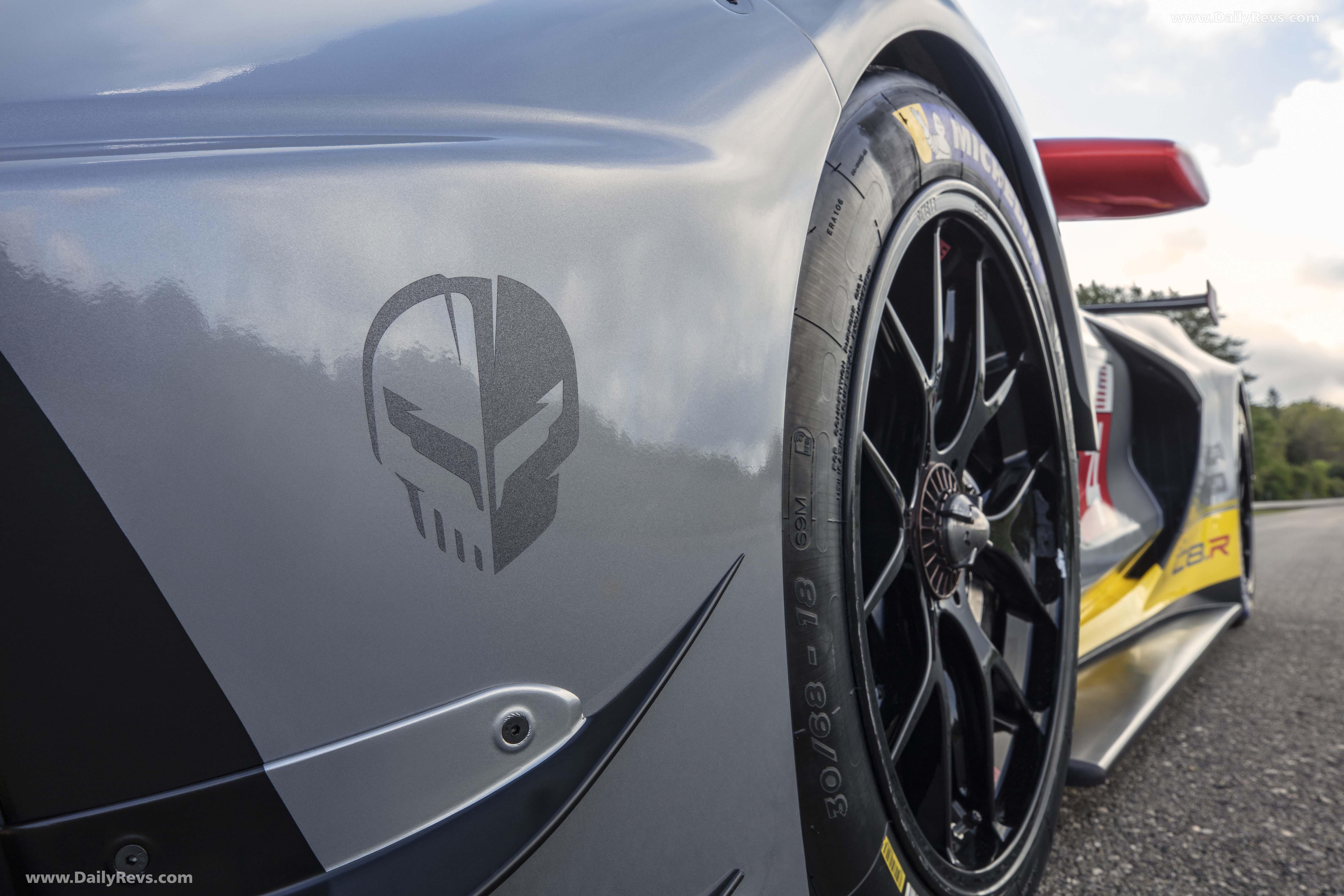 2020 Chevrolet Corvette C8.R full