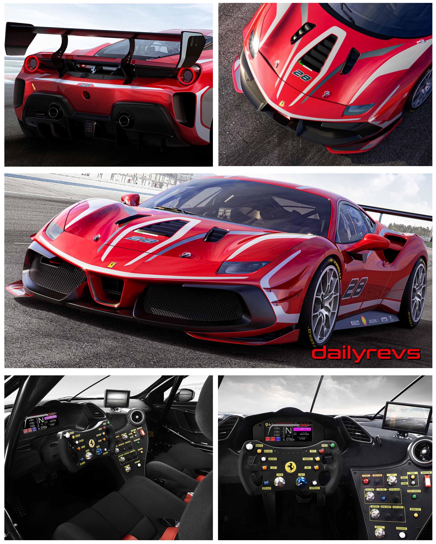 2020 Ferrari